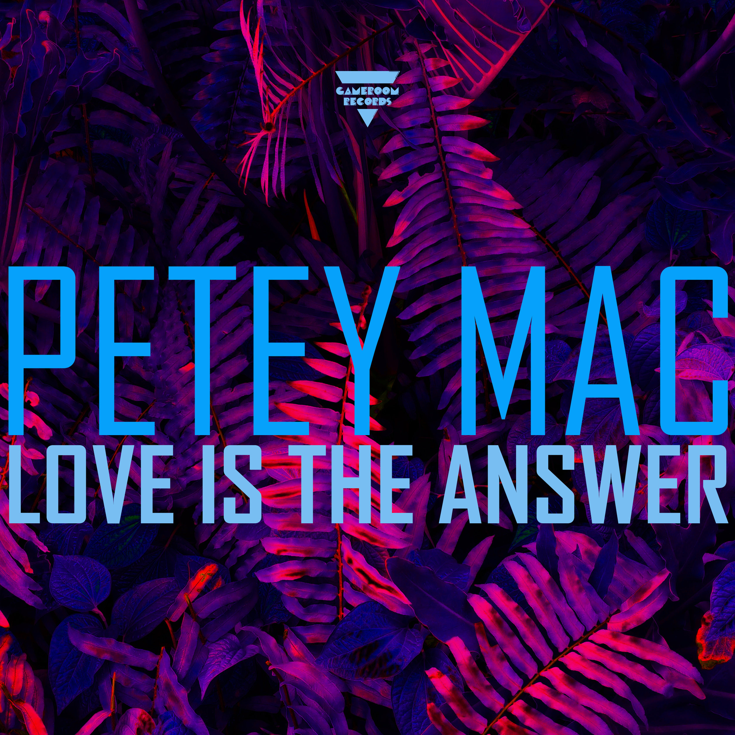 PETEY MAC BRINGS US BACK WITH HIS PIANO HOUSE ANTHEM 'LOVE IS THE ANSWER' -