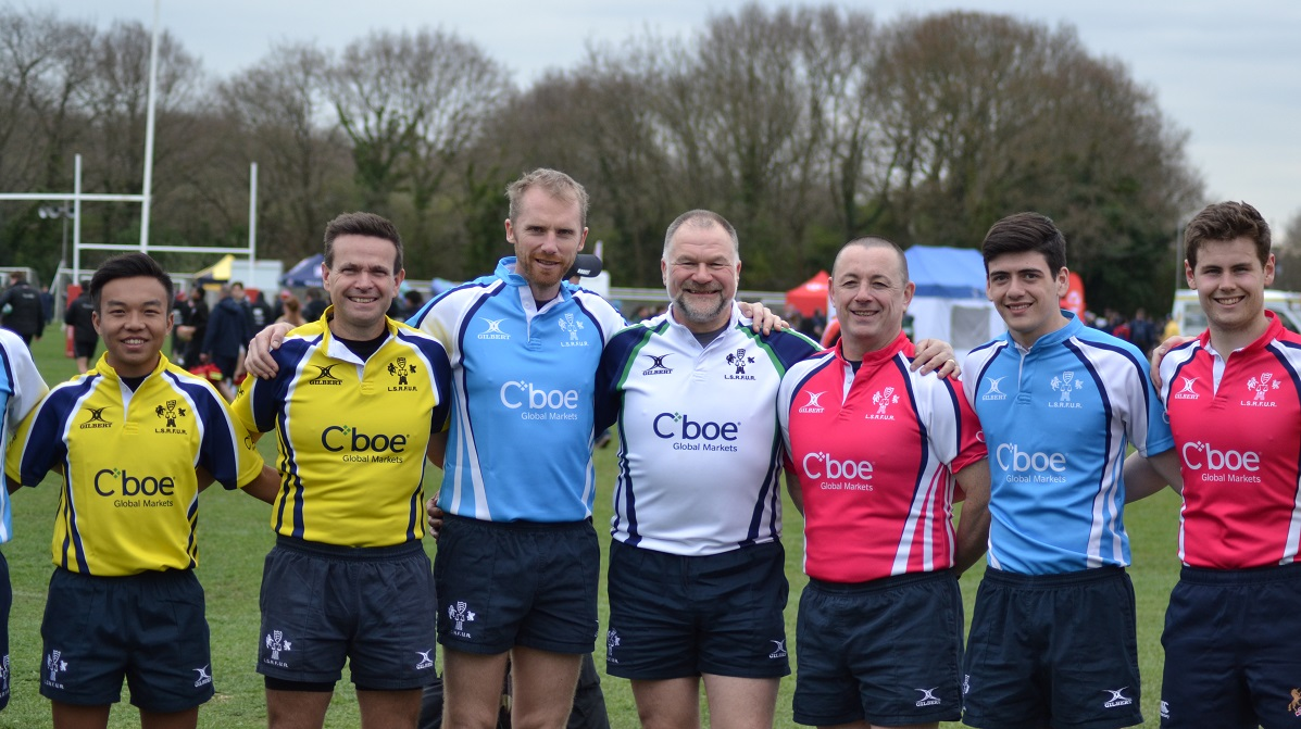 London Society   of Rugby Football Union Referees