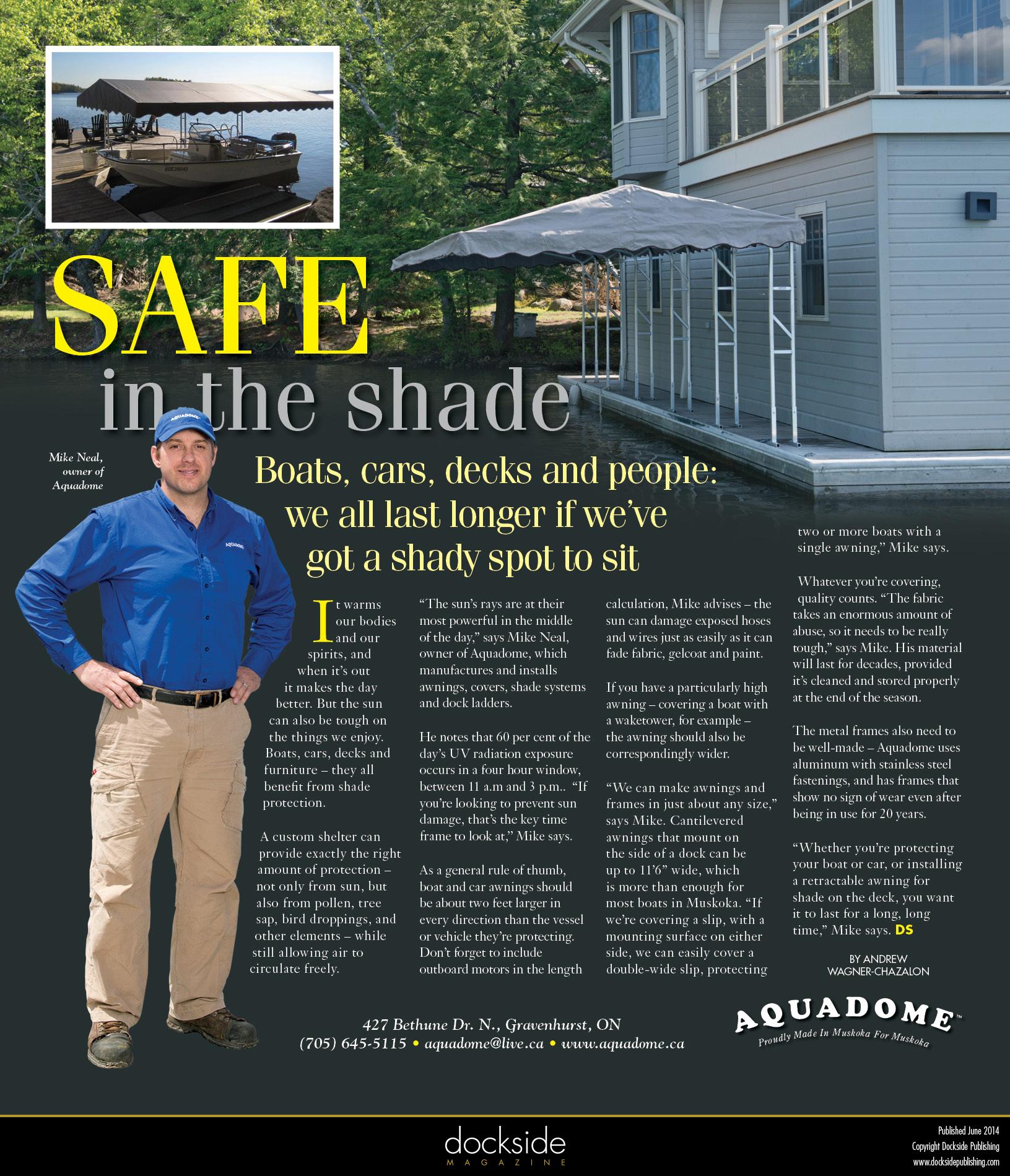 Aquadome - Dockside Magazine June 2014.jpg