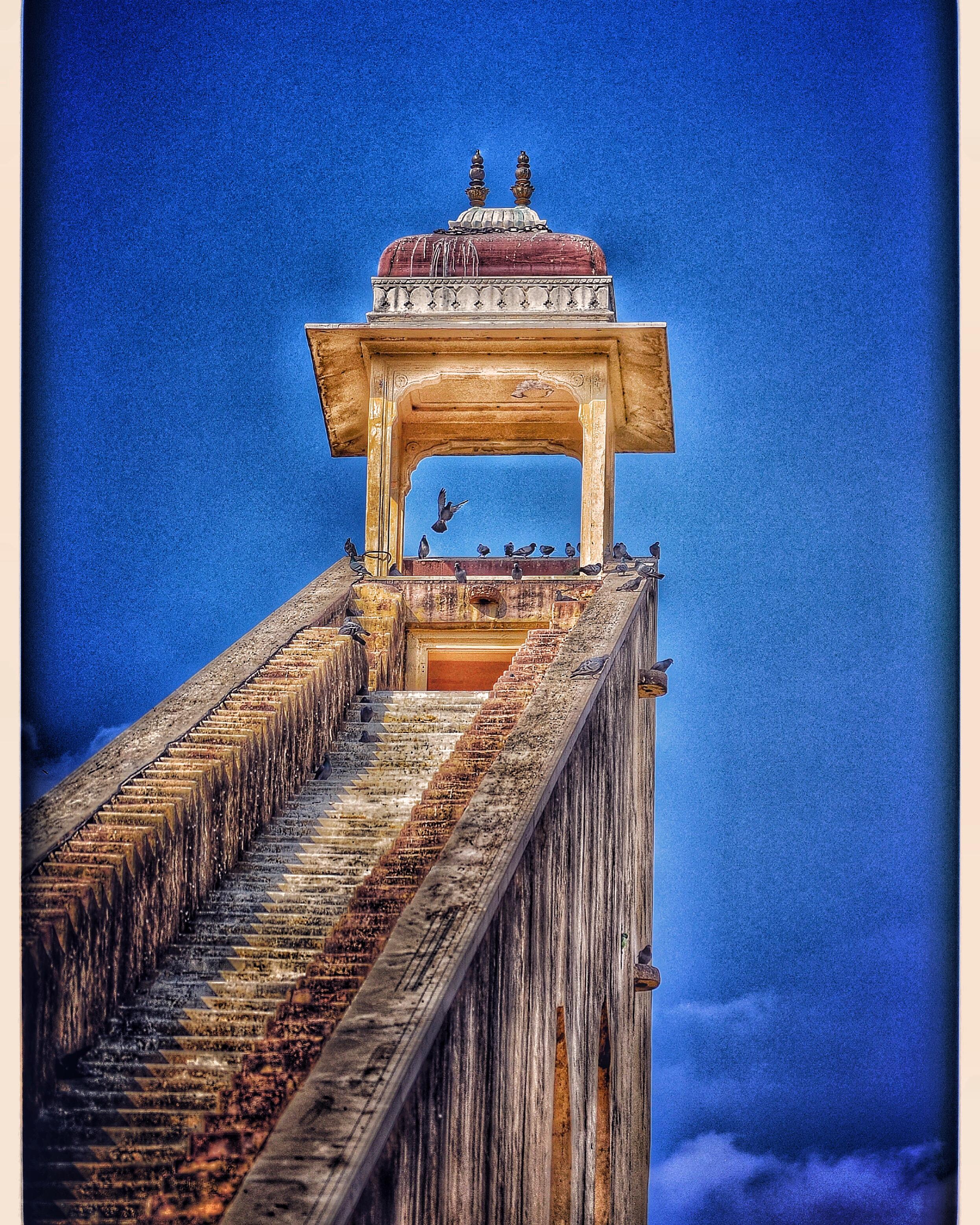 Stairway to Heaven, Jantar Mantar, Jaipur