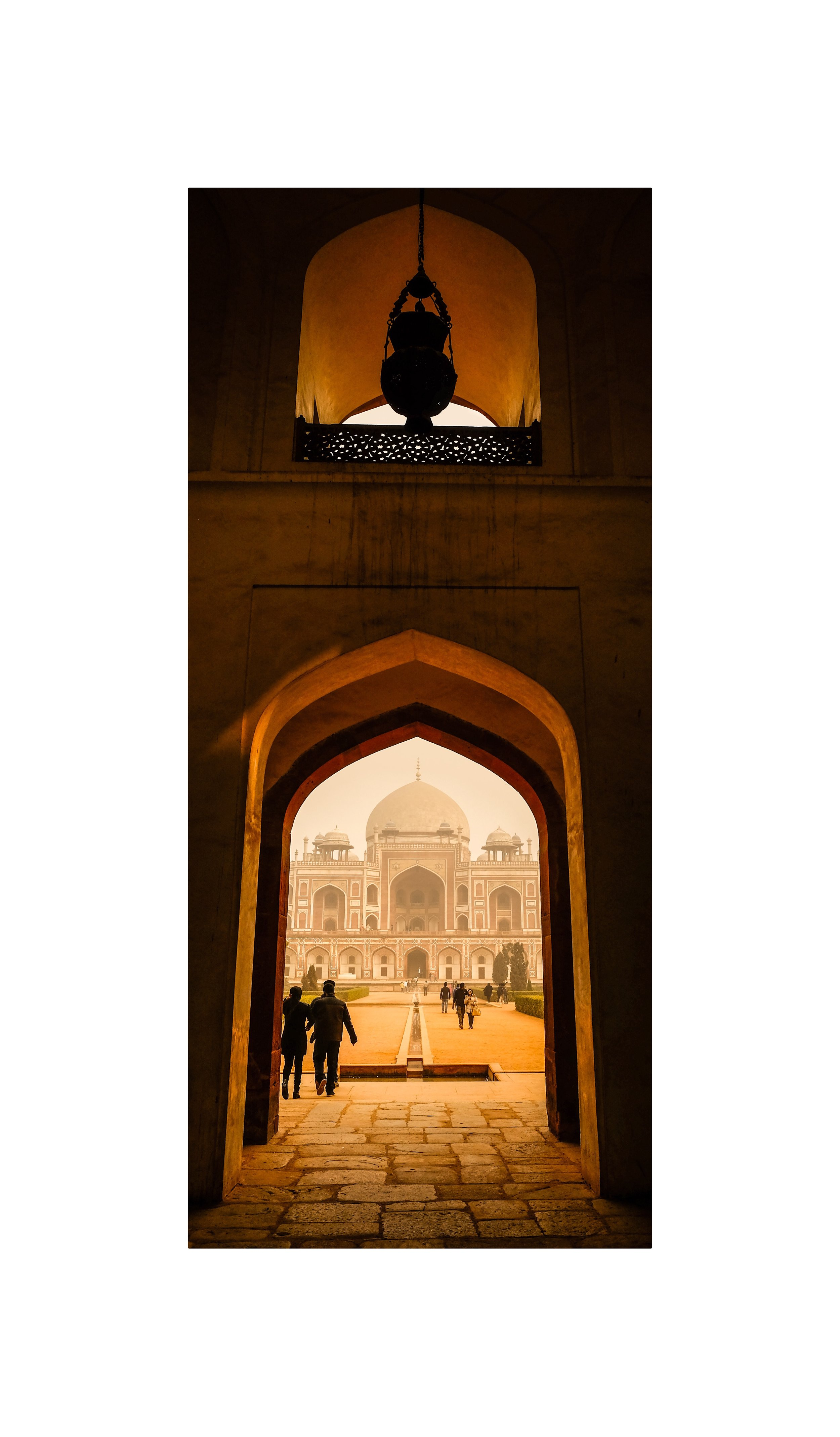 Humayun's Arches
