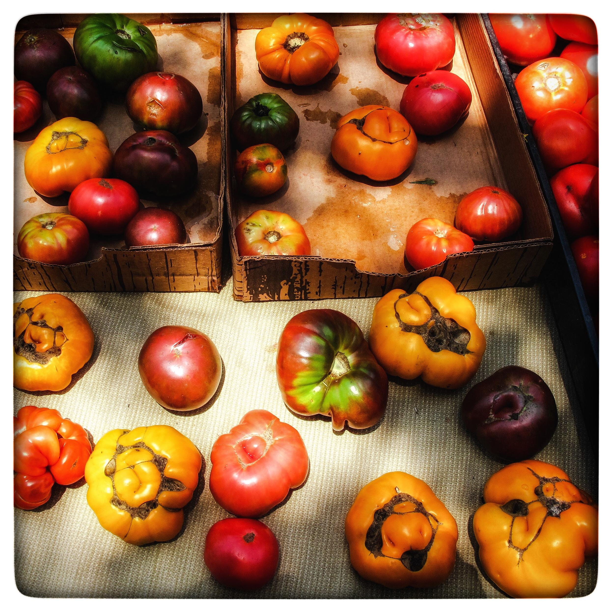 Charleston's Finest, Charleston Farmers Market