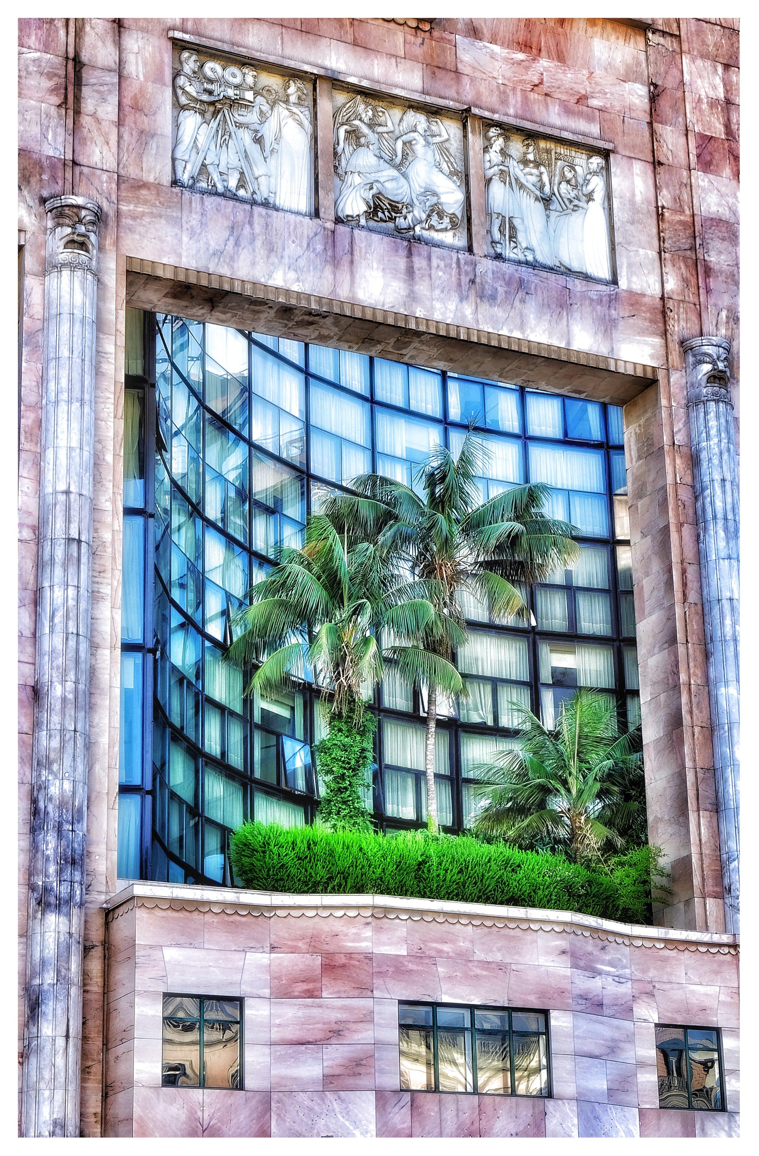Art Deco Window, Lisbon