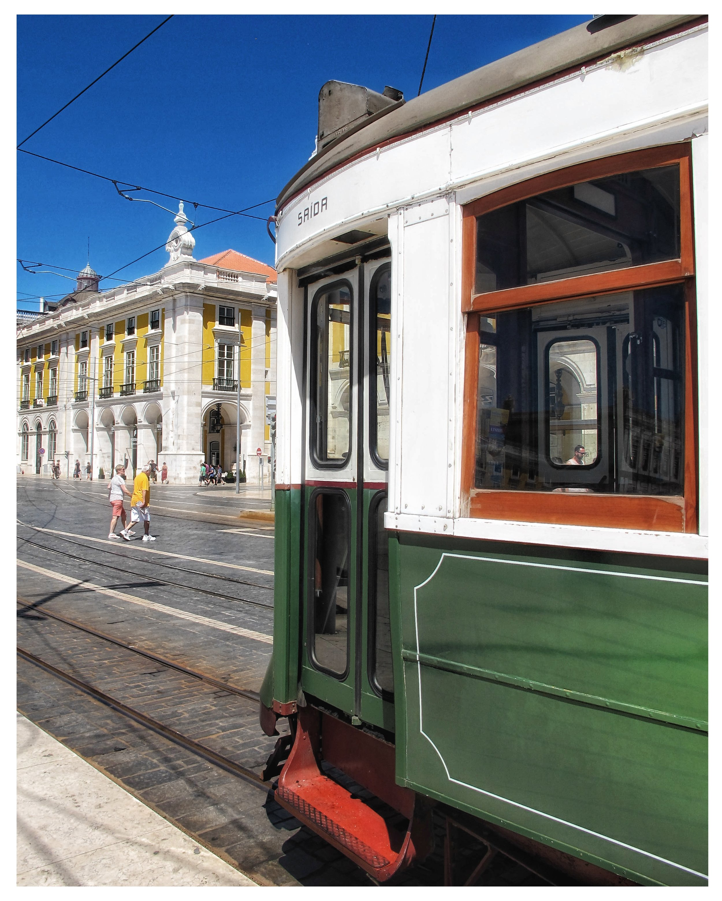 Real Time  in Lisbon