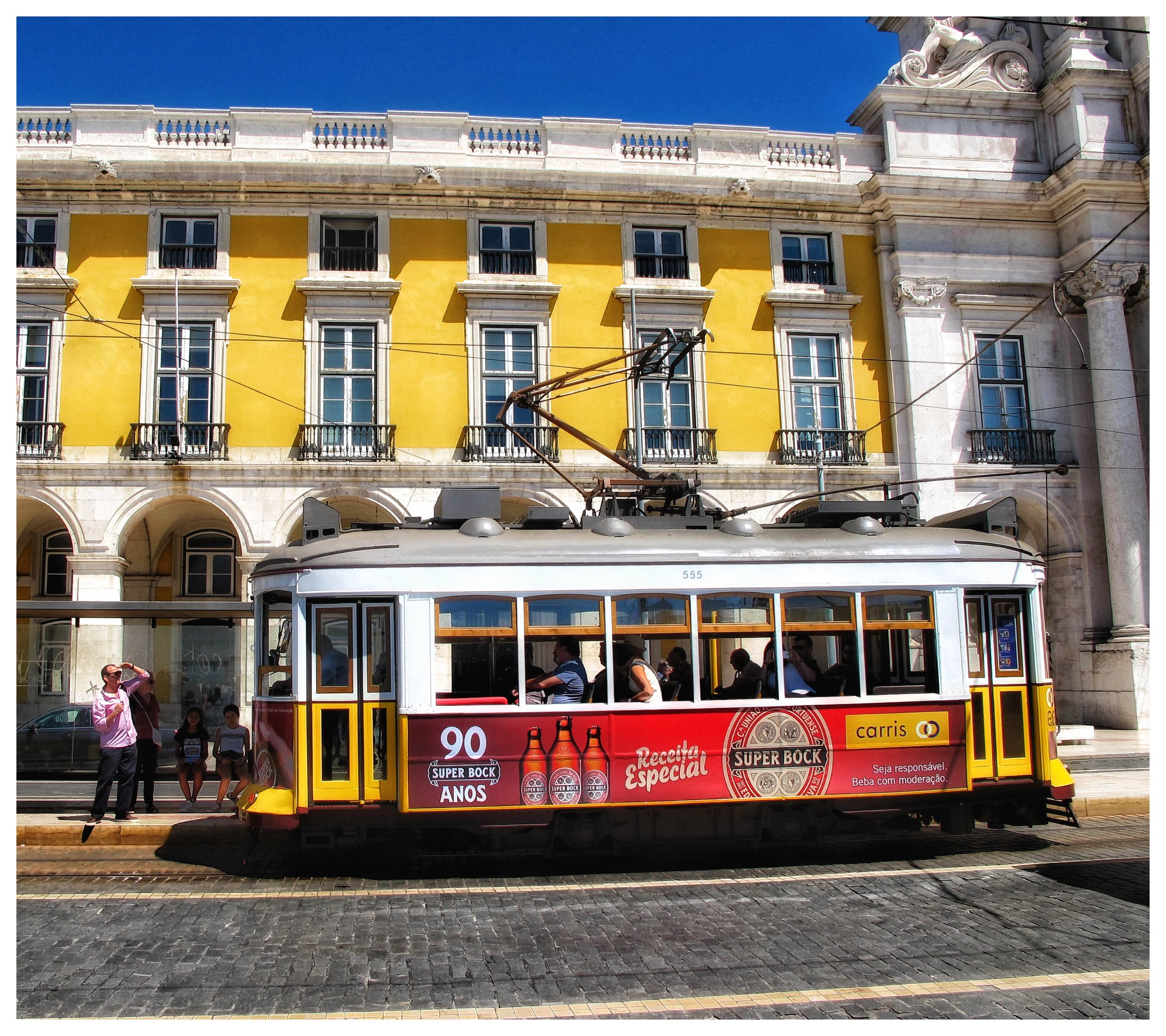 Real Time in Lisbon too