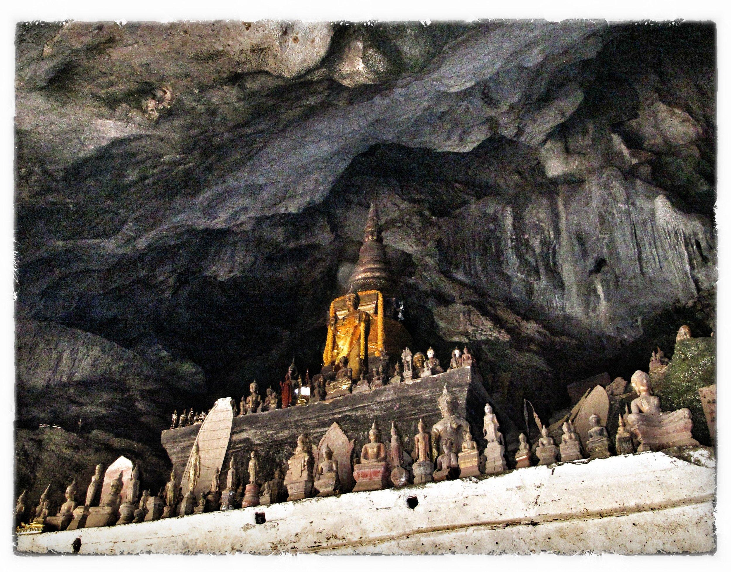 Mekong Overlook, Luang Prabhang, Laos