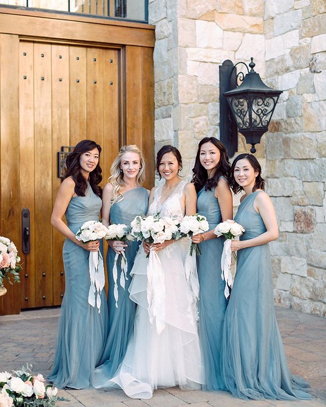 Hey ladies!!! What are your bridesmaids wearing??! I would love to know what y'all are planning for your crew!