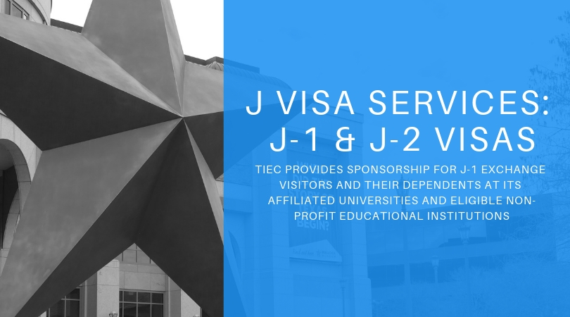 J Visa Services — Texas International Education Consortium