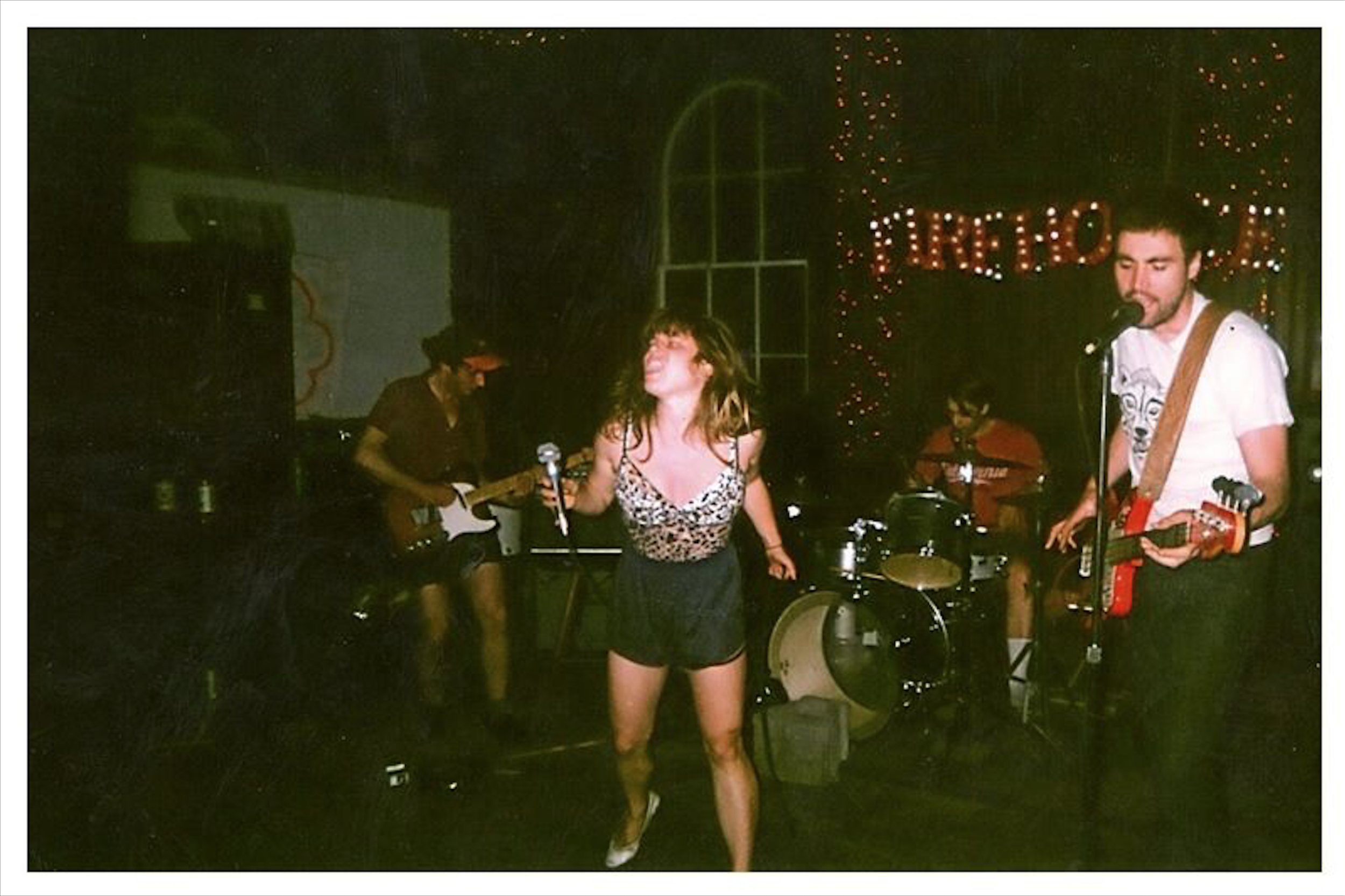 Secret Lover is a band from Worcester, MA - Led by Sally Horowitz, they've released a catalog of rock n roll music since 2011 that would eventually inspire and contribute to the film's soundtrack.