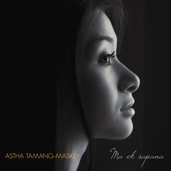 "Astha Tamang Maskey - Ma Ek Sapana - ""'Ma Ek Sapana' excels in three areas that have come to define the quintessential Astha Tamang-Maskey sound: a versatile voice, atmosphere and sonic experimentation. Although the sound is a logical progression from her previous full-length album 'Sabai Thikai Huncha' and the more recent, experimental '11:11', this album is a unique, balanced, more mature oeuvre that invites listeners to connect, emotionally, to its words, music and ideas.""- Neustadt.fr"