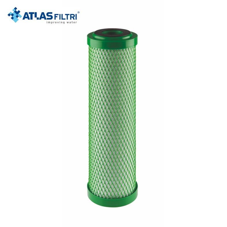 Classic - S/. 75Porosidad: 1 micraCarbon activadoFlujo: max 150L / horaProcedencia: ItaliaCapacidad: 6mDepural, Bravo, DP Series