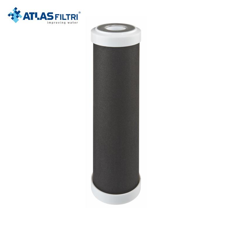 Pro - S/. 285Porosidad: 0.02 micraCarbon activadoFlujo: max 100L / horaProcedencia: ItaliaCapacidad: 6mDepural, Bravo, DP Series