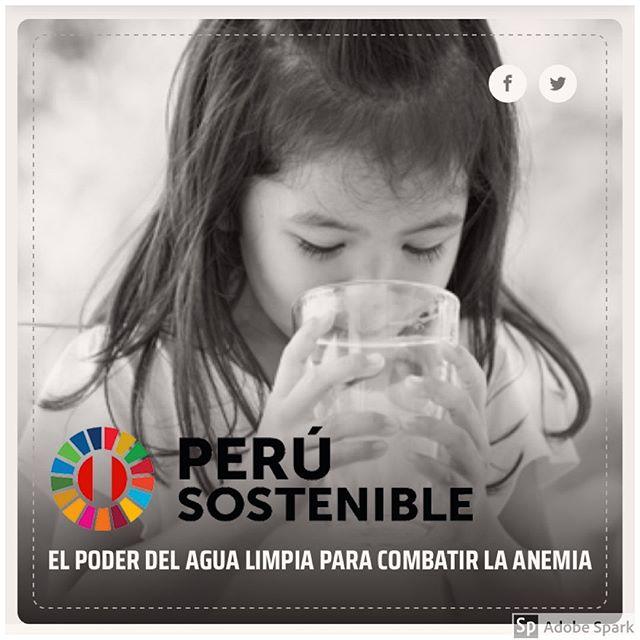 Happy to be part of #perusostenible 👏 thank you @elcomercio y @kunan_es_ahora 💦❤️ https://elcomercio.pe/especial/perusostenible/prosperidad/poder-agua-limpia-combatir-anemia-noticia-1994453  #UnMesDeAgua #NoMasPlastico #EstiloDeVida #recargatubotella #LocalesSaludables  #ProtegiendoNuestroAmbiente #Cuidaelagua #YoCuidoElAgua