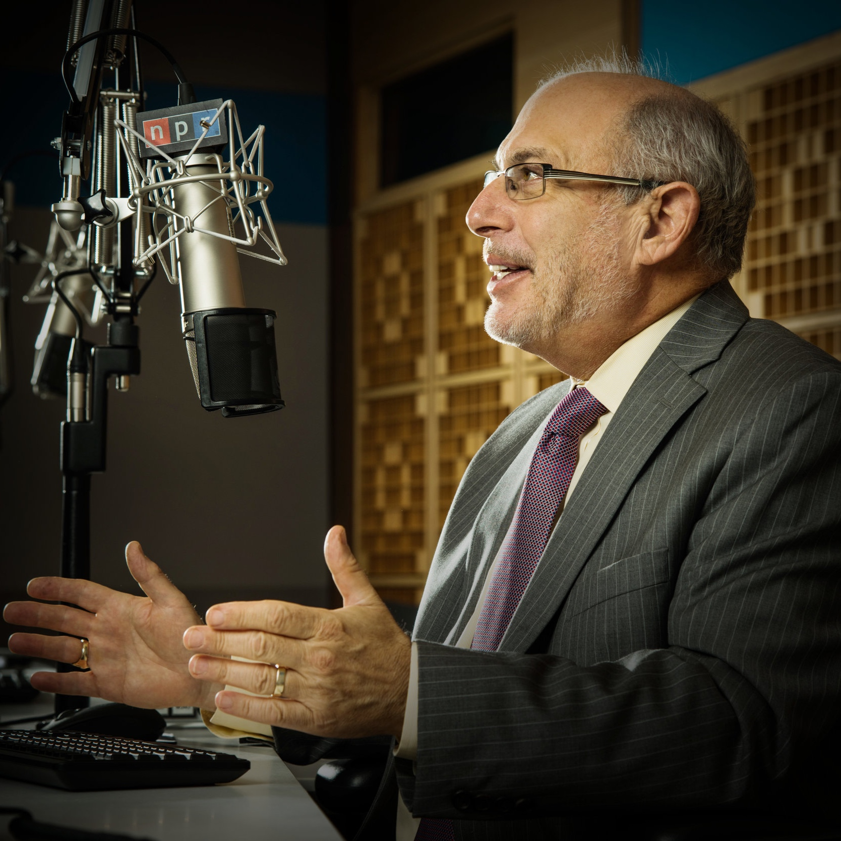Robert Siegel - All Things Considered