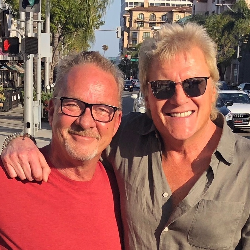 Mark & Brian Show - Los Angeles