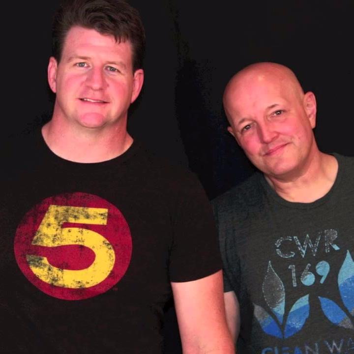 Preston and Steve - Philadelphia