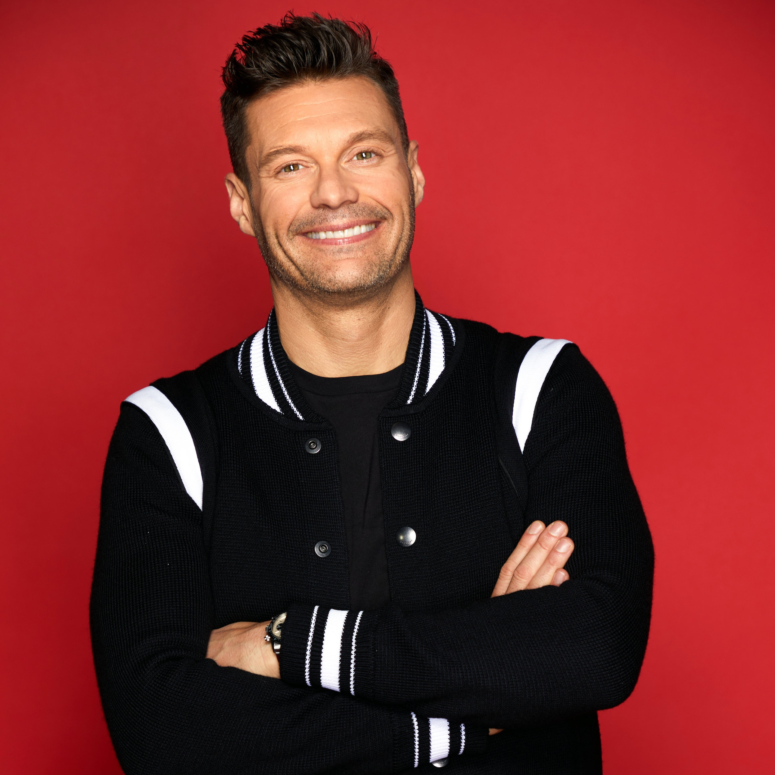Ryan Seacrest - Ryan Seacrest holds preeminent positions in nationally syndicated and local radio and in broadcast and cable television. He is host of