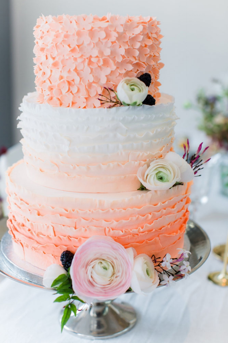 Photography by Anoushka Rokebrand; Cake by    Sugar Lips Cakes