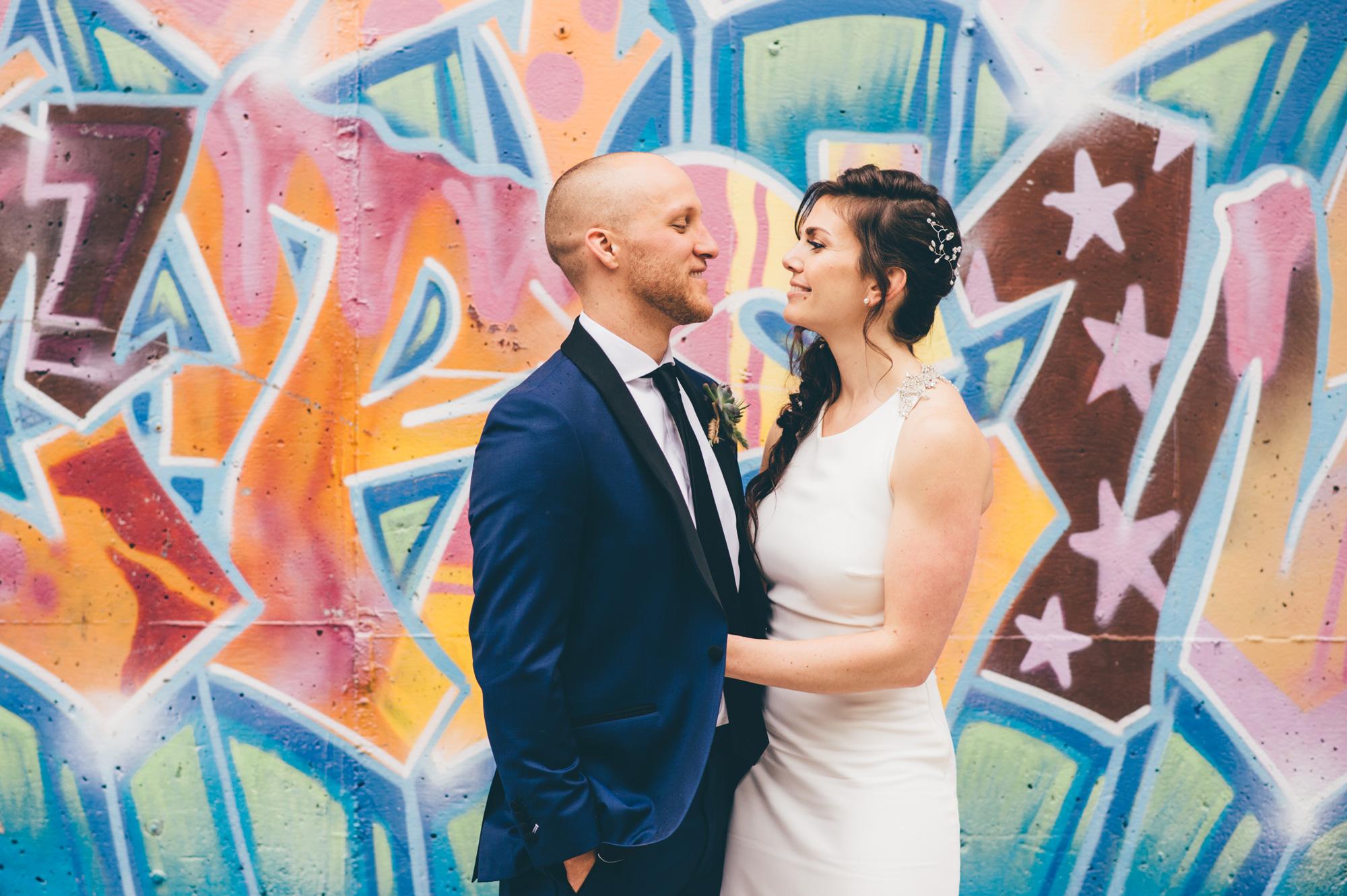Arielle & Kyle  / Greenpoint Loft