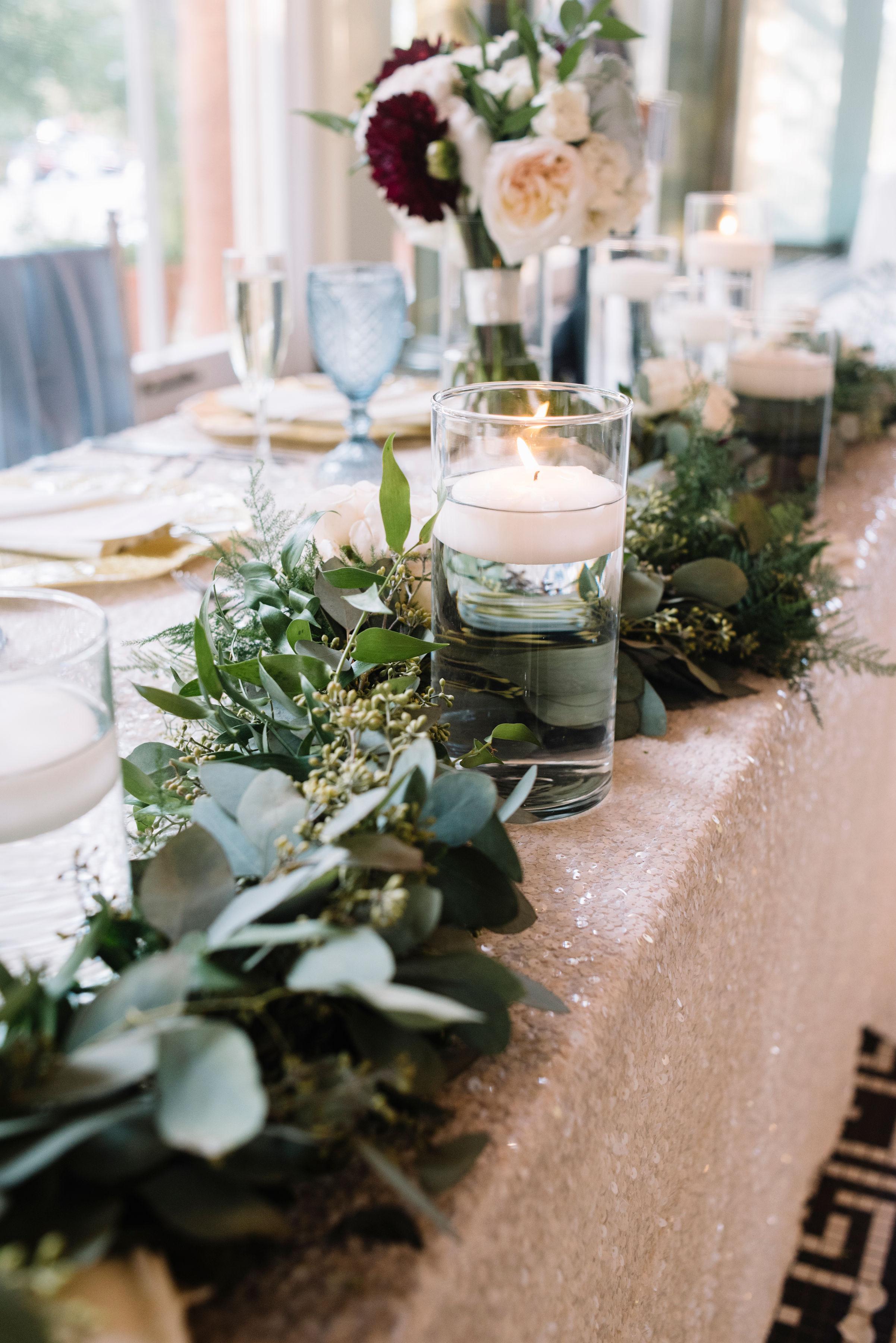 chicago wedding decor