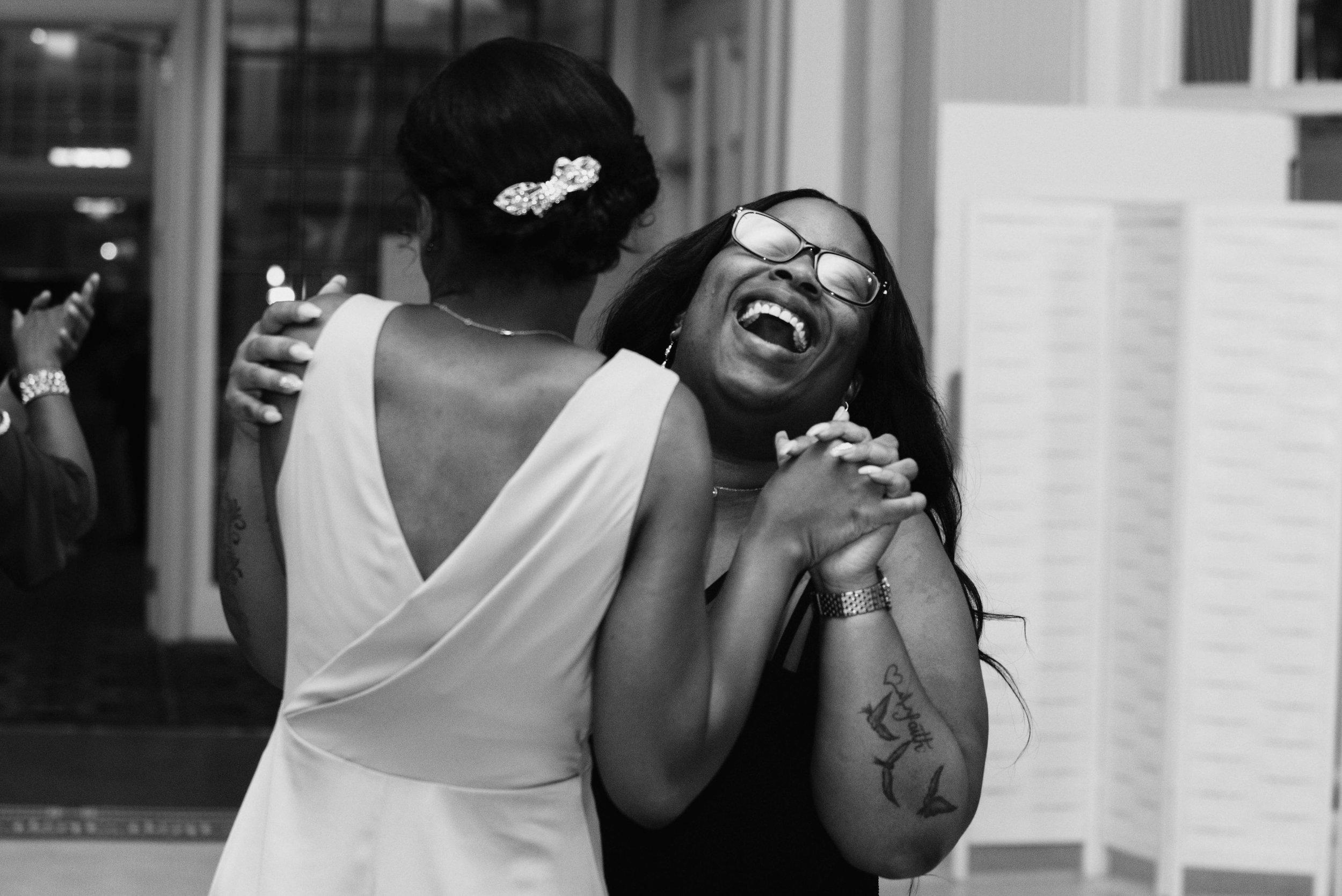 Chicago wedding dancing