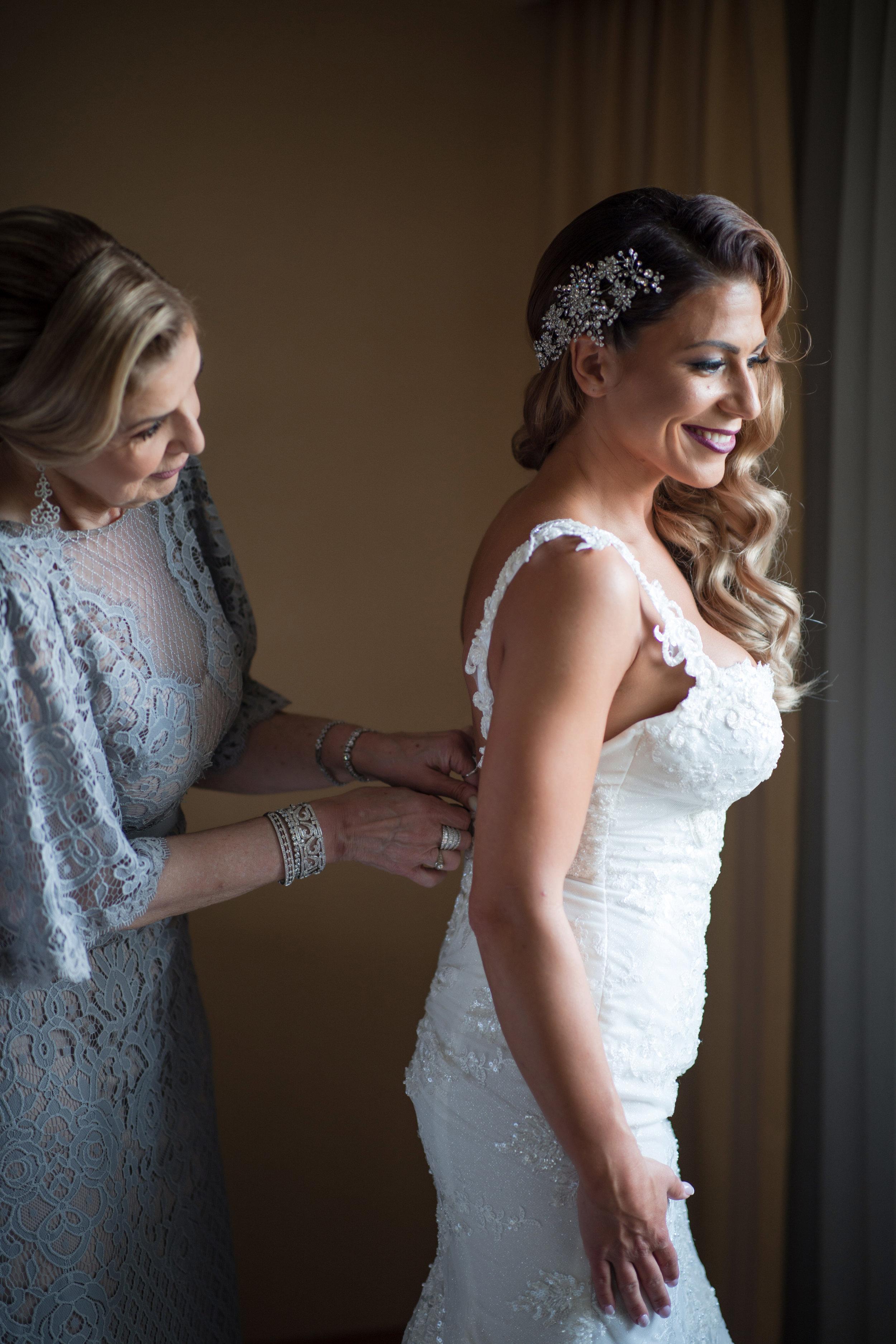 Long island wedding dress