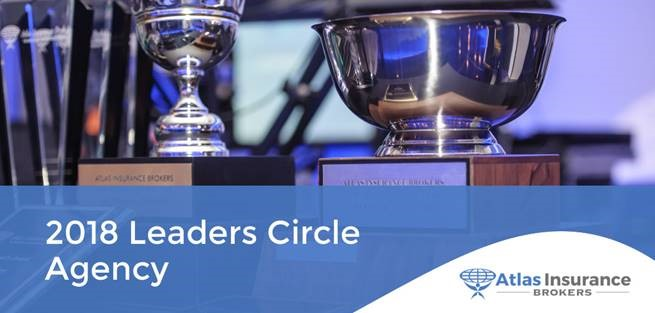 """Atlas Insurance Brokers is proud to announce that Mark Knabe has achieved Leaders Circle status in 2018, which honors Atlas Agents for their hard work and excellence.    Atlas Insurance President Vance Prigge stated, """"Congratulations to Mark Knabe on qualifying for the Atlas Leaders Circle in 2018. Mark works hard to provide top-tier service and value to clients and deserves this recognition."""""""