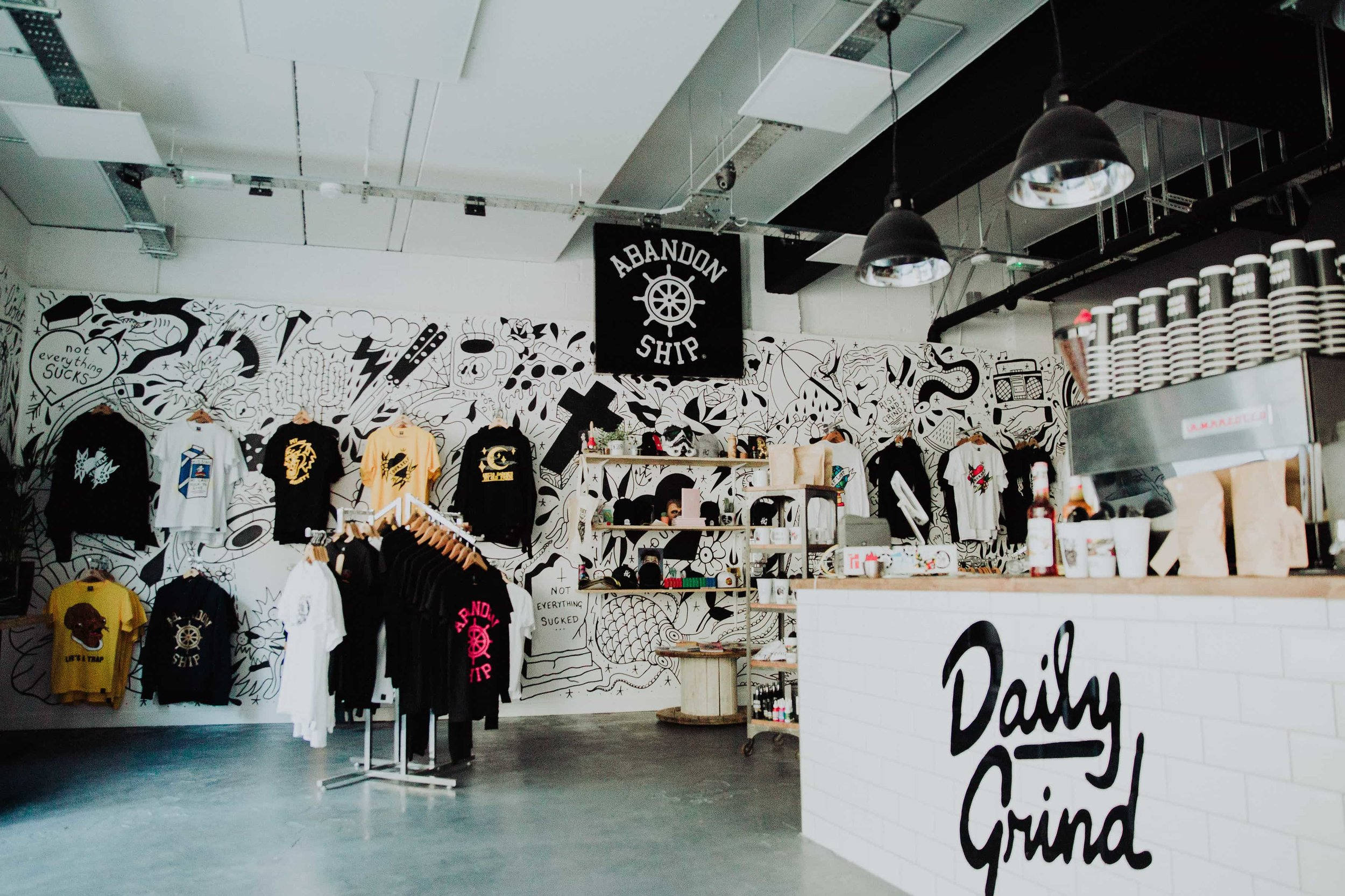 Daily Grind HQ Dundee