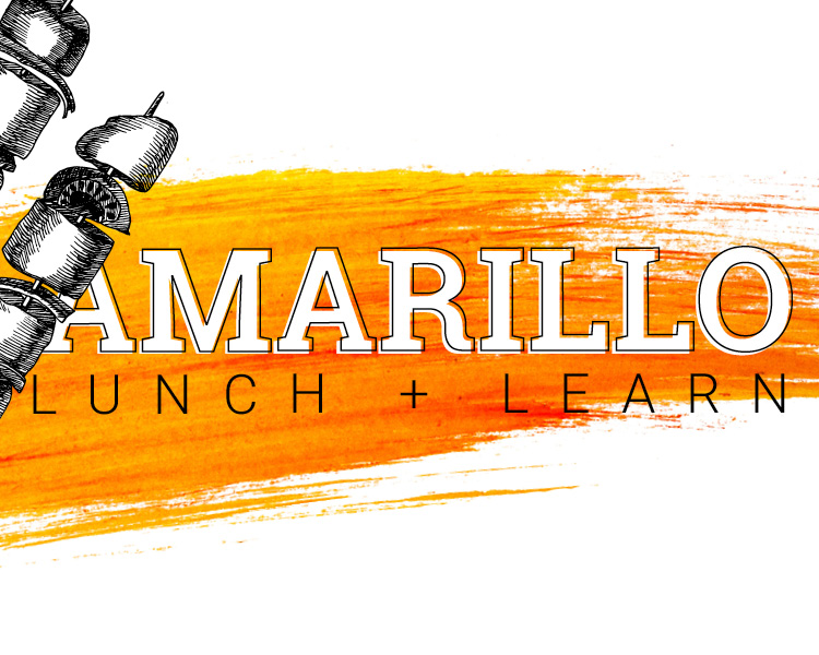 Lets have lunch Amarillo!