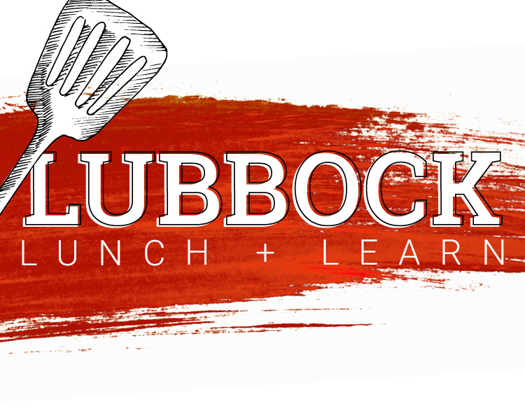 Lets have lunch Lubbock!