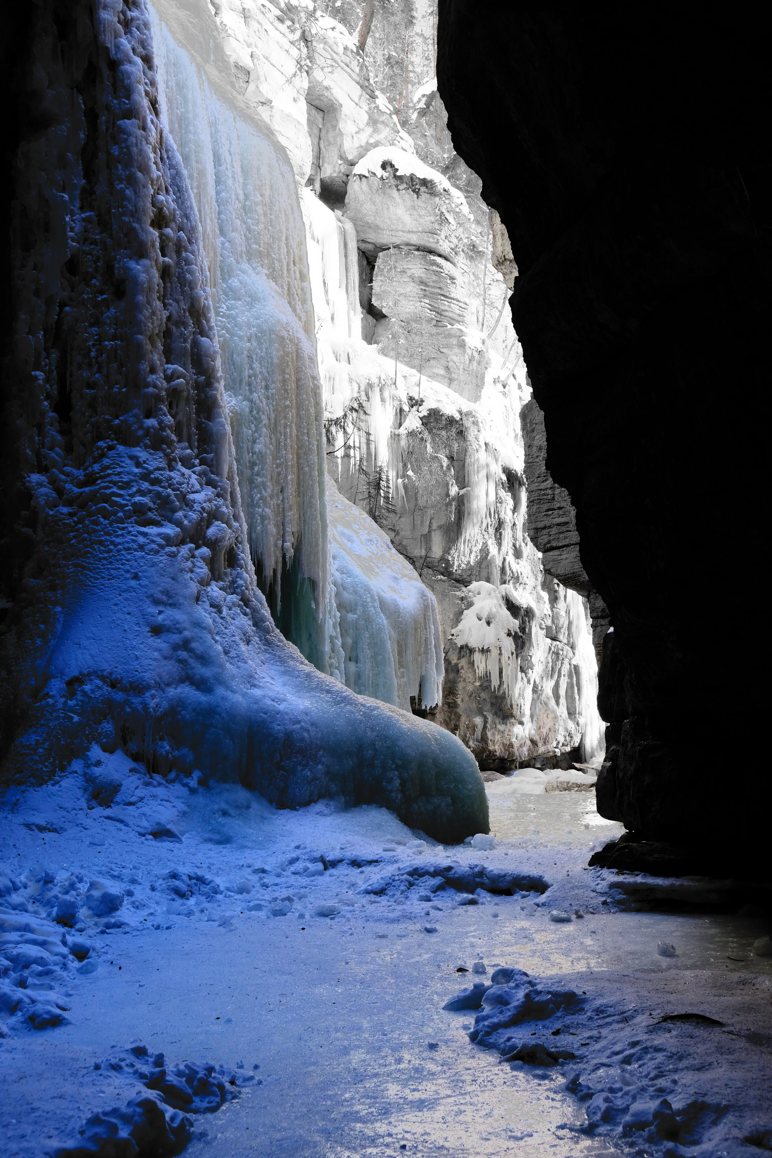 Queen Icefall