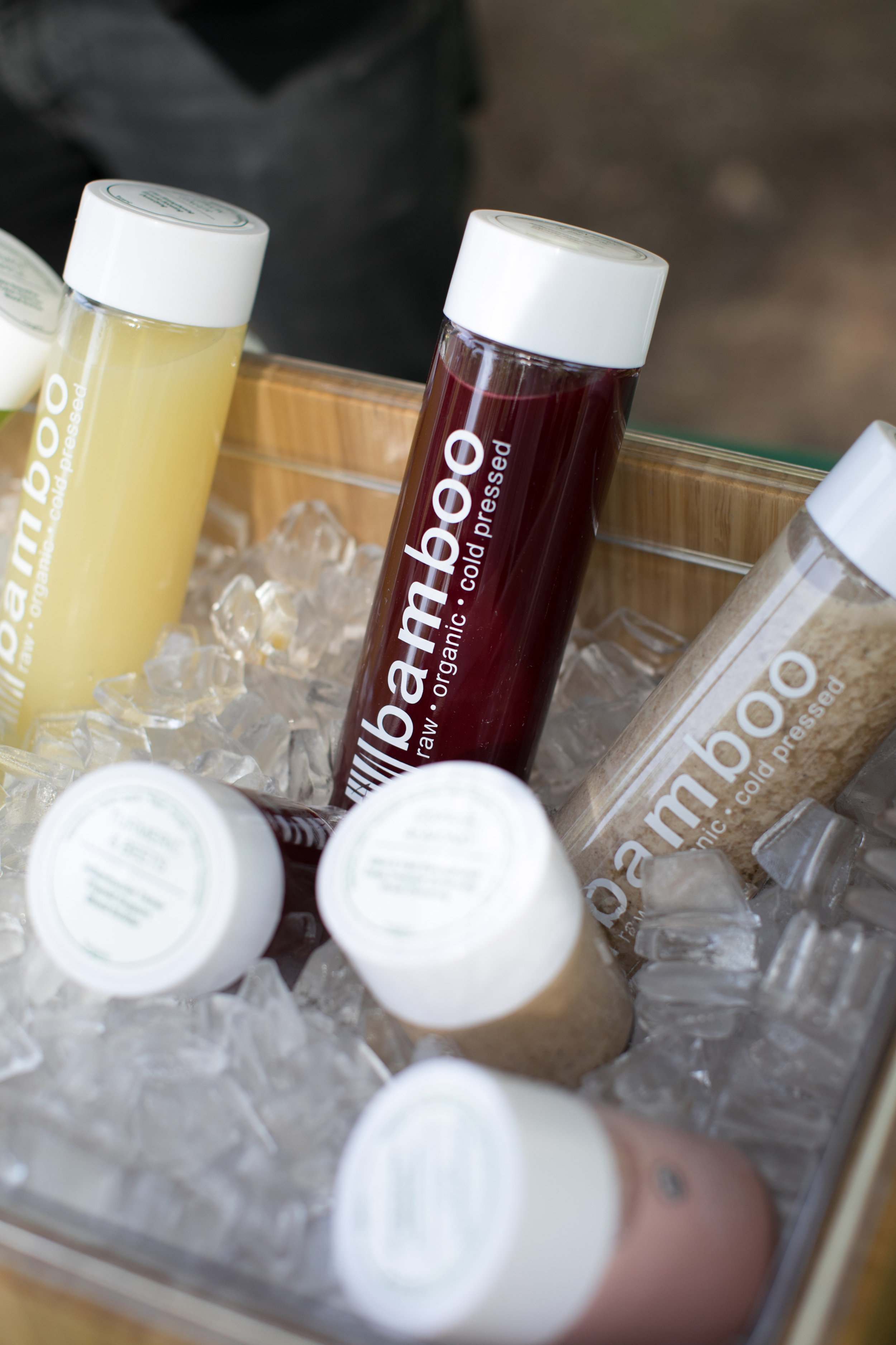 Bamboo Juices   Palmetto, GA   www.bamboojuices.com   Cold-pressed organic juice