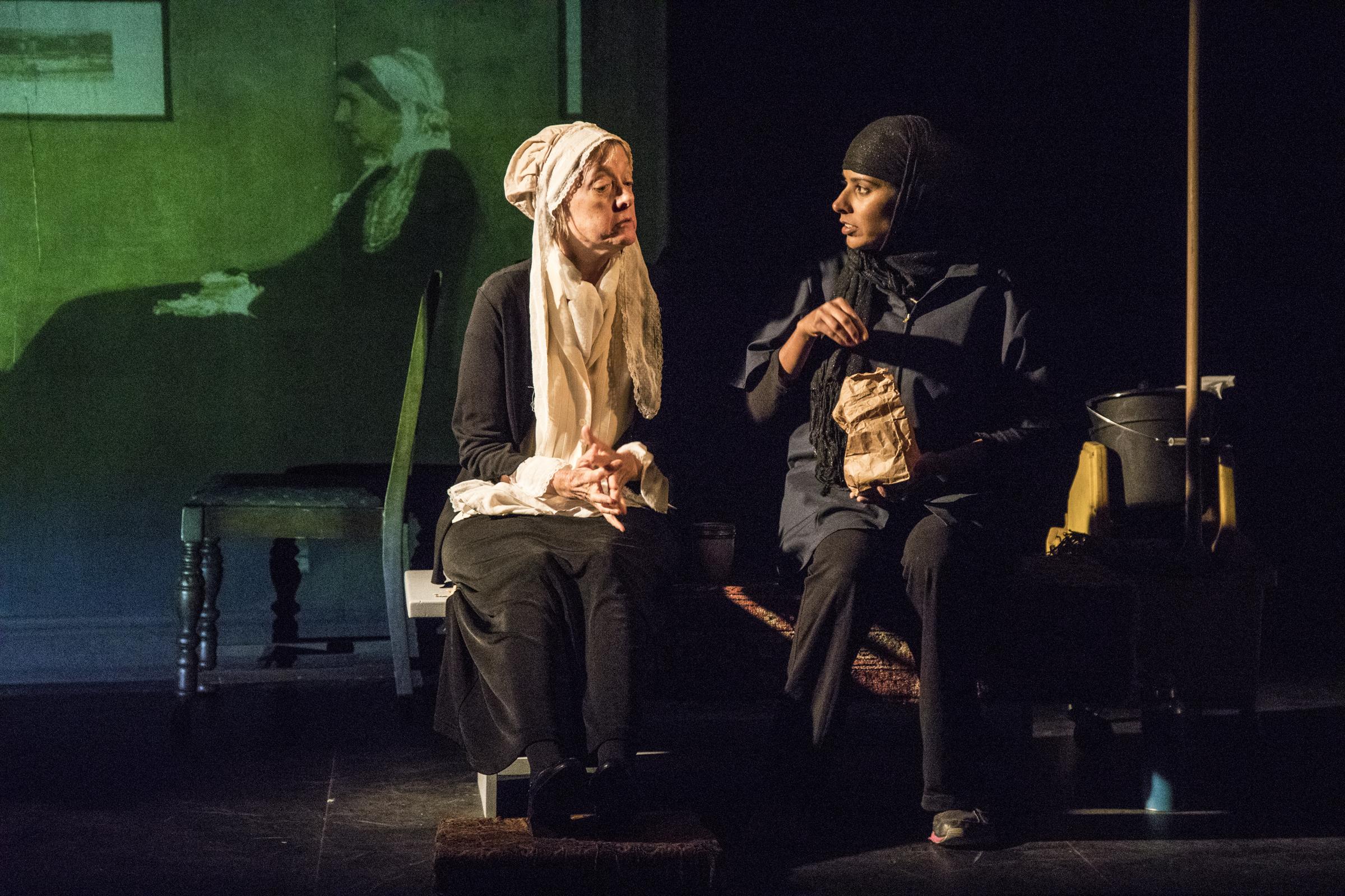 Faiza, Ful Nabit (Theatre Brut), New Jersey Repertory Company