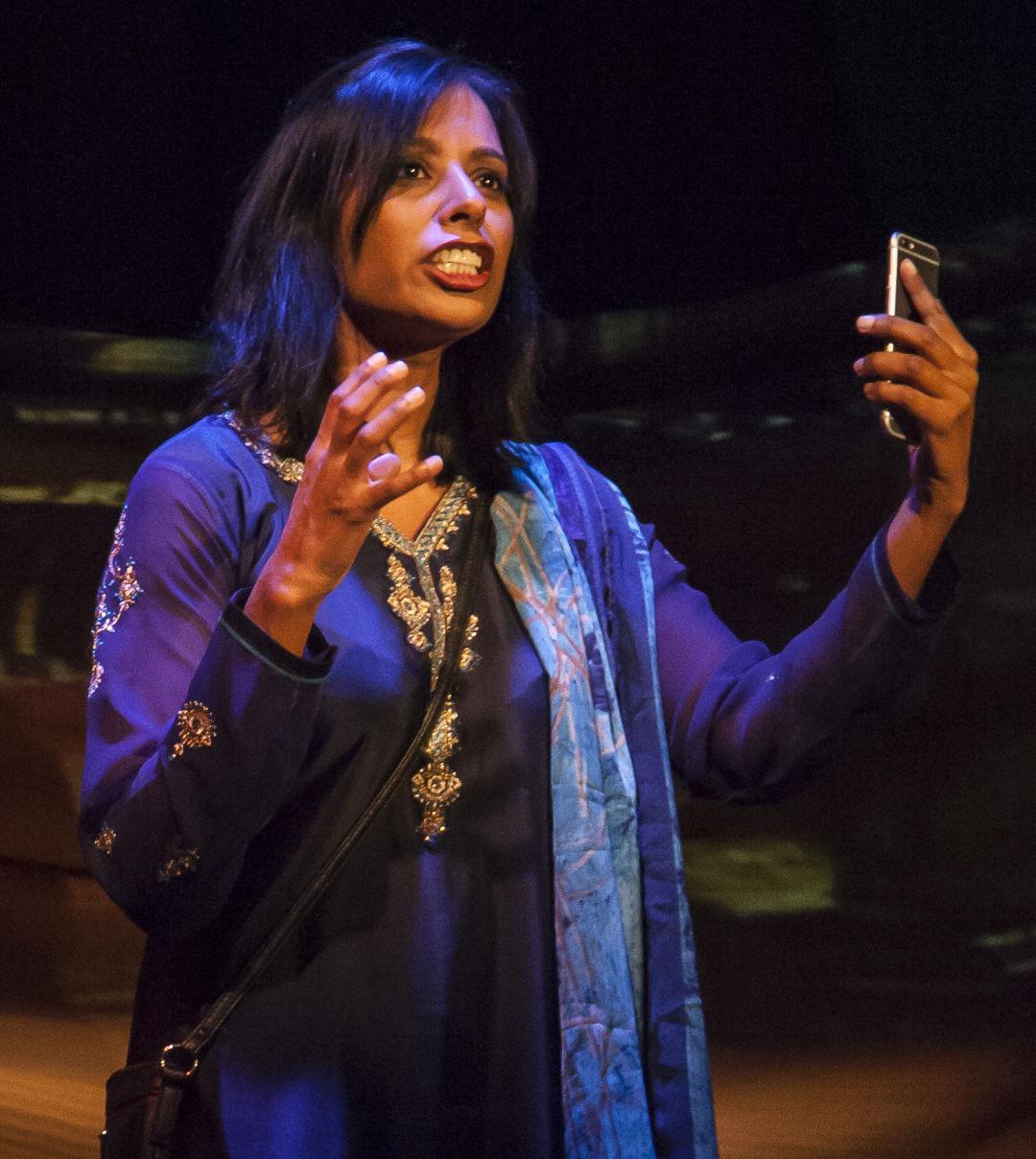 Mehreen/Immigration Officer, Honor Killing, Florida Studio Theatre