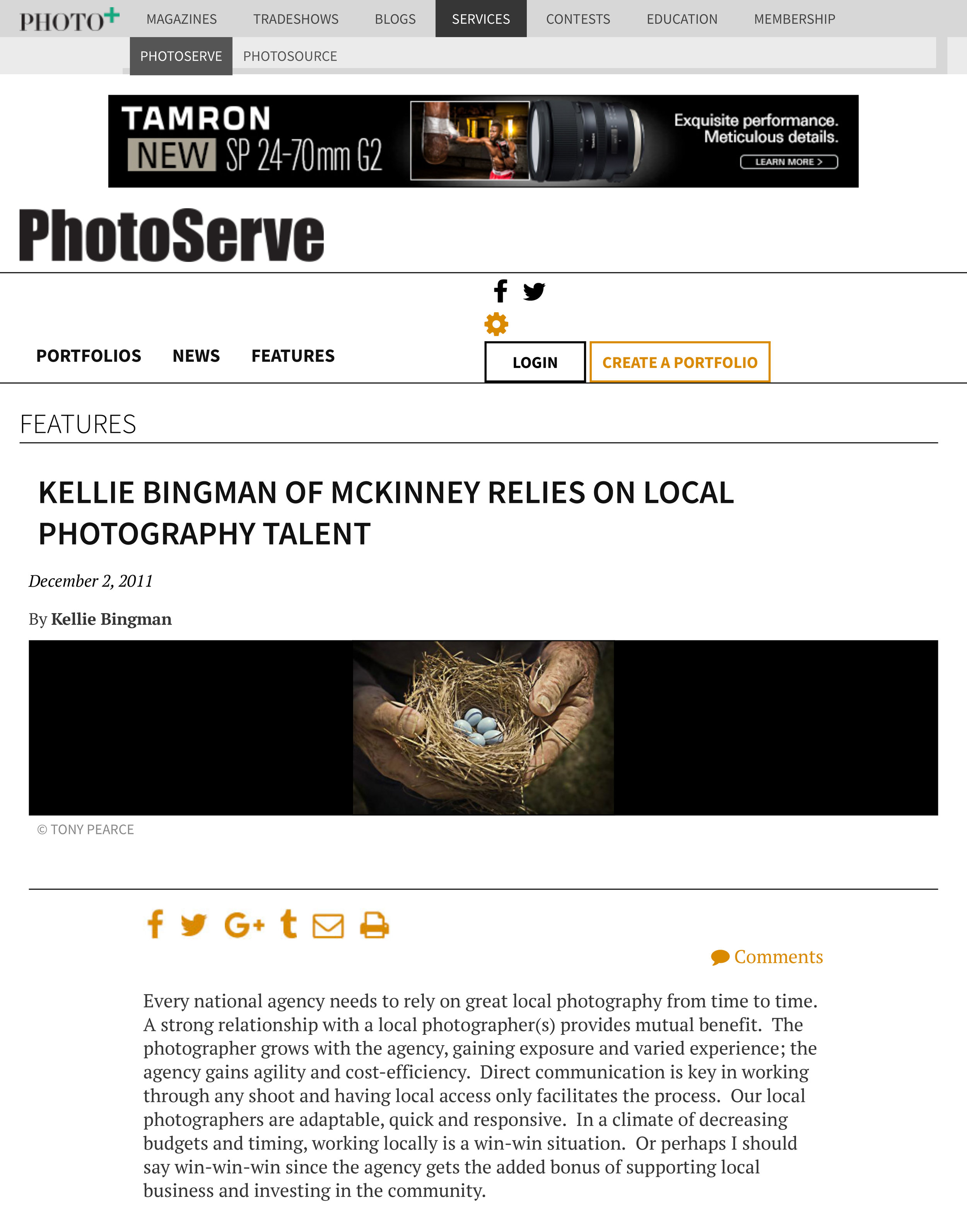 Kellie Bingman of McKinney Relies on Local Photography Talent | Photoserve-1.jpg