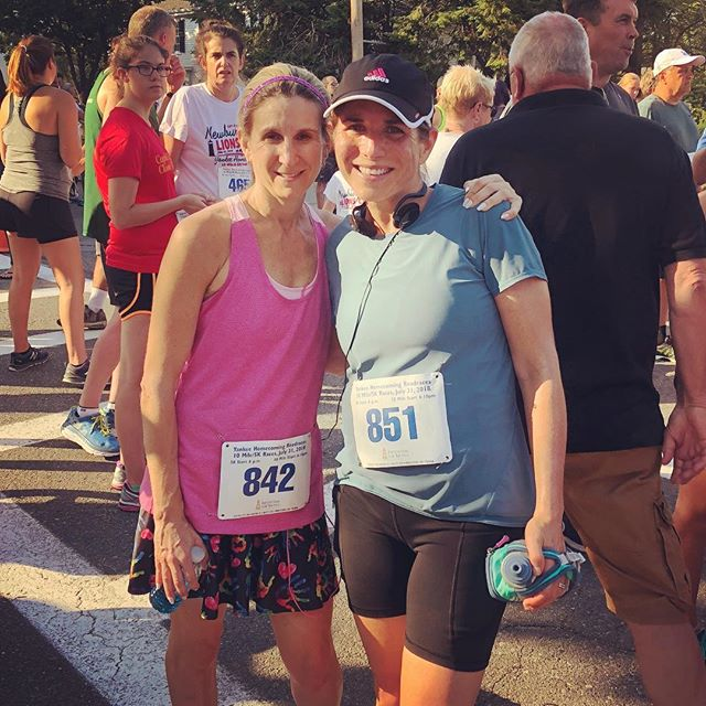 Fit Mamas came to play at last night's Newburyport 10 miler. Crushed it! #fitmamasnewton