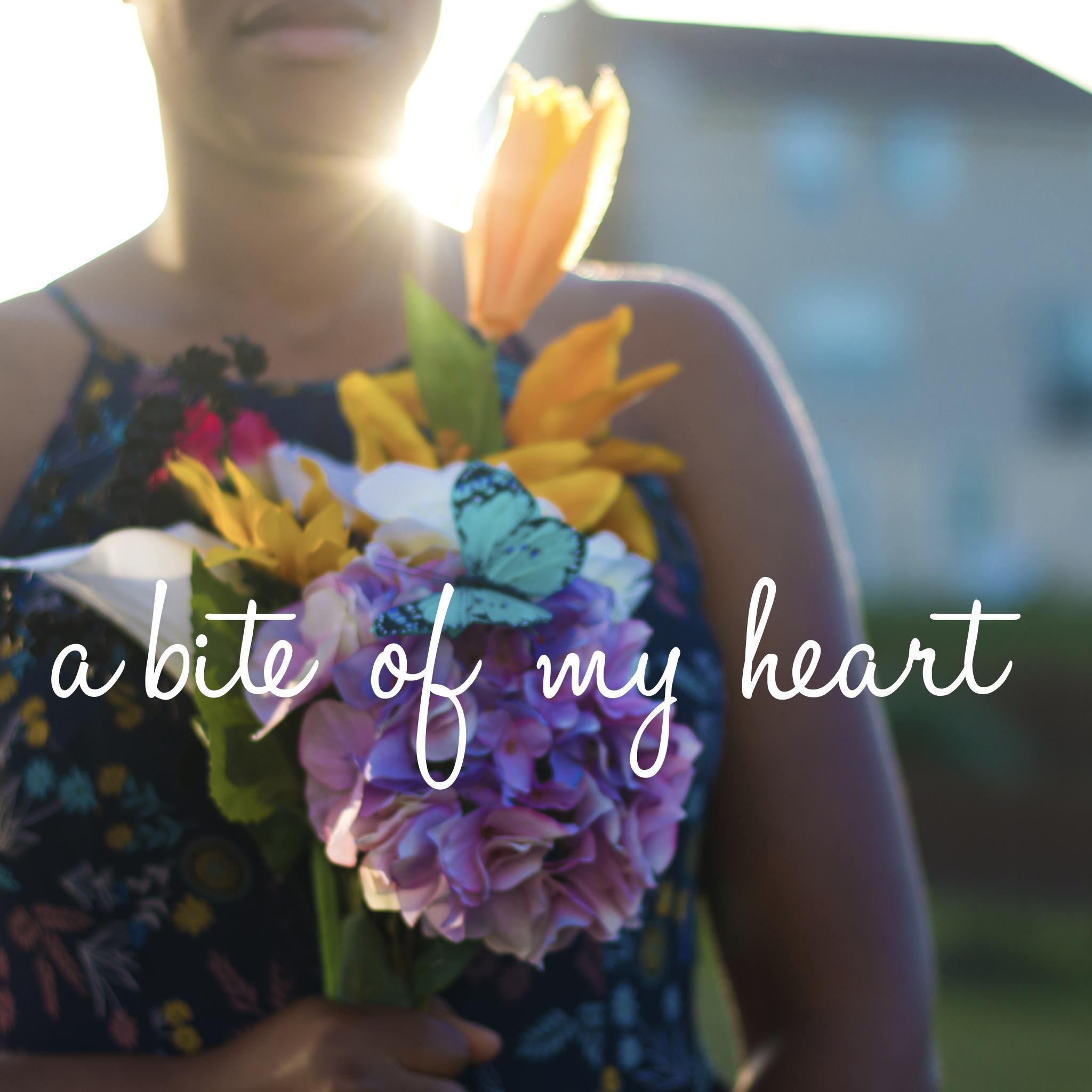 Alecia Renece - A Bite Of My Heart