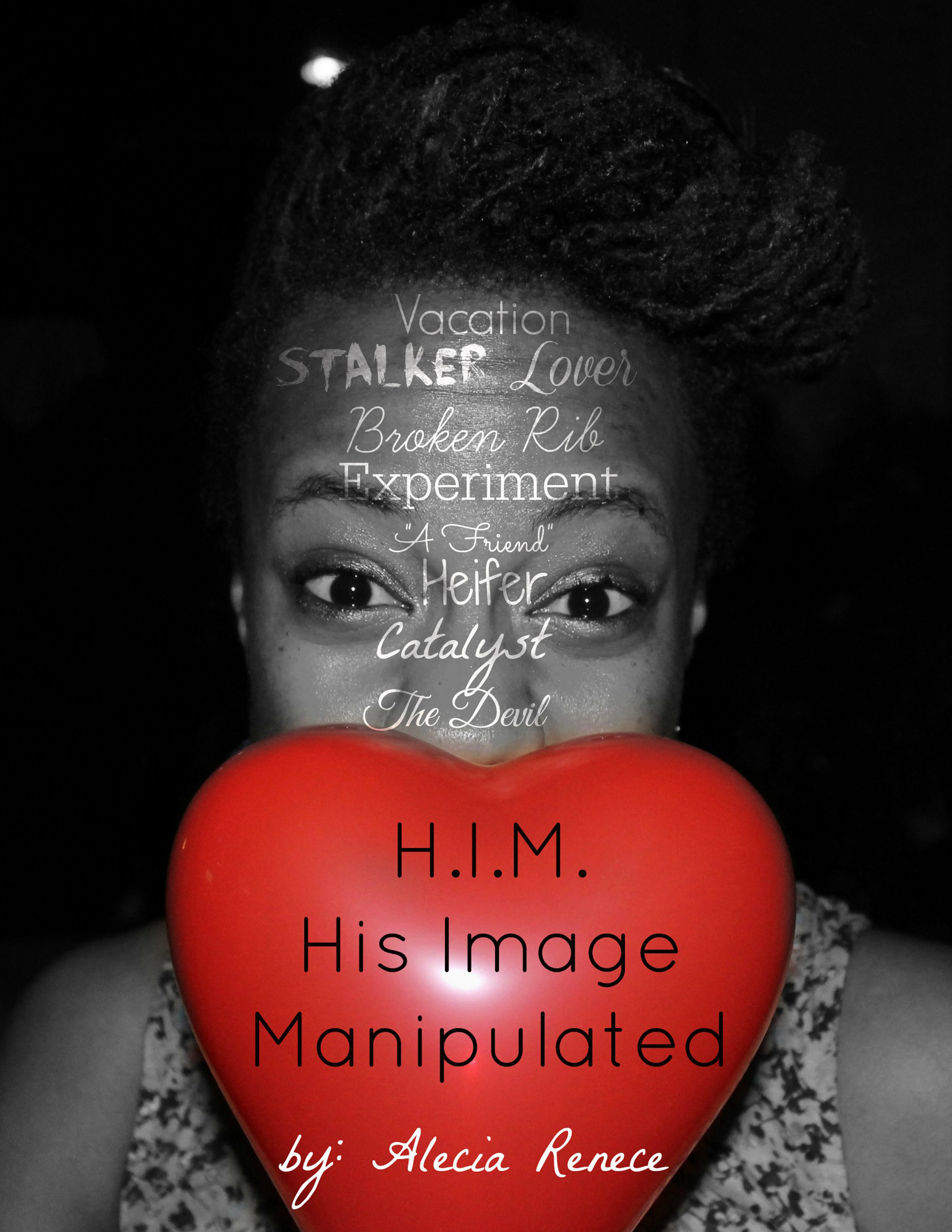 HIM His Image Manipulated