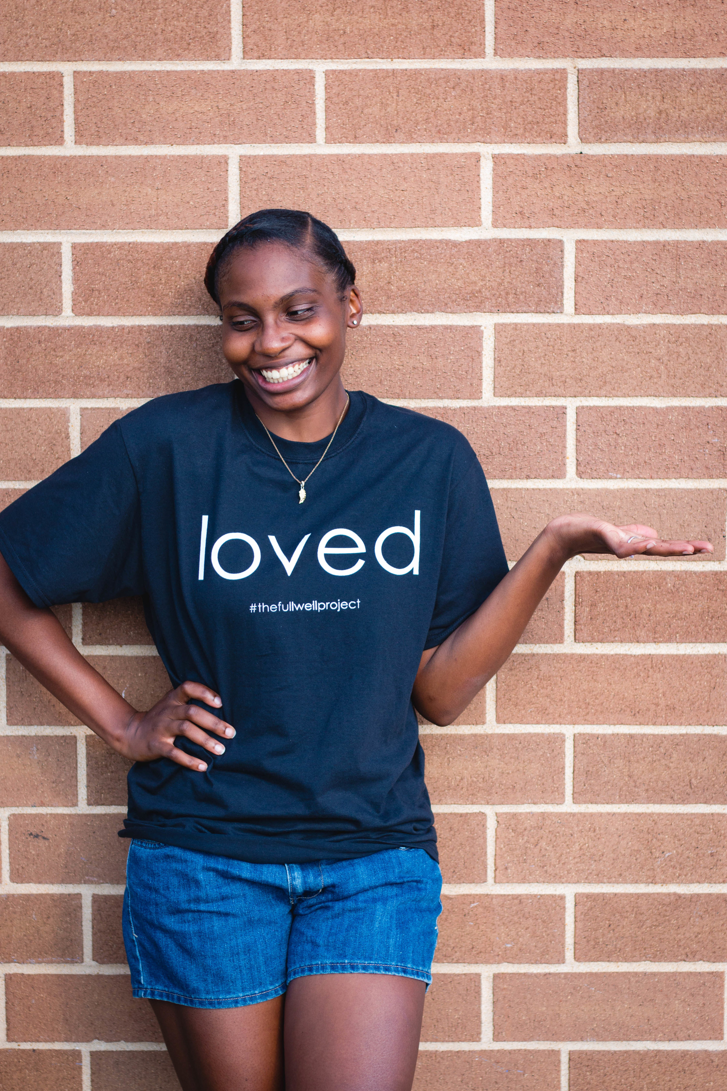 """The """"LOVED"""" Tee"""