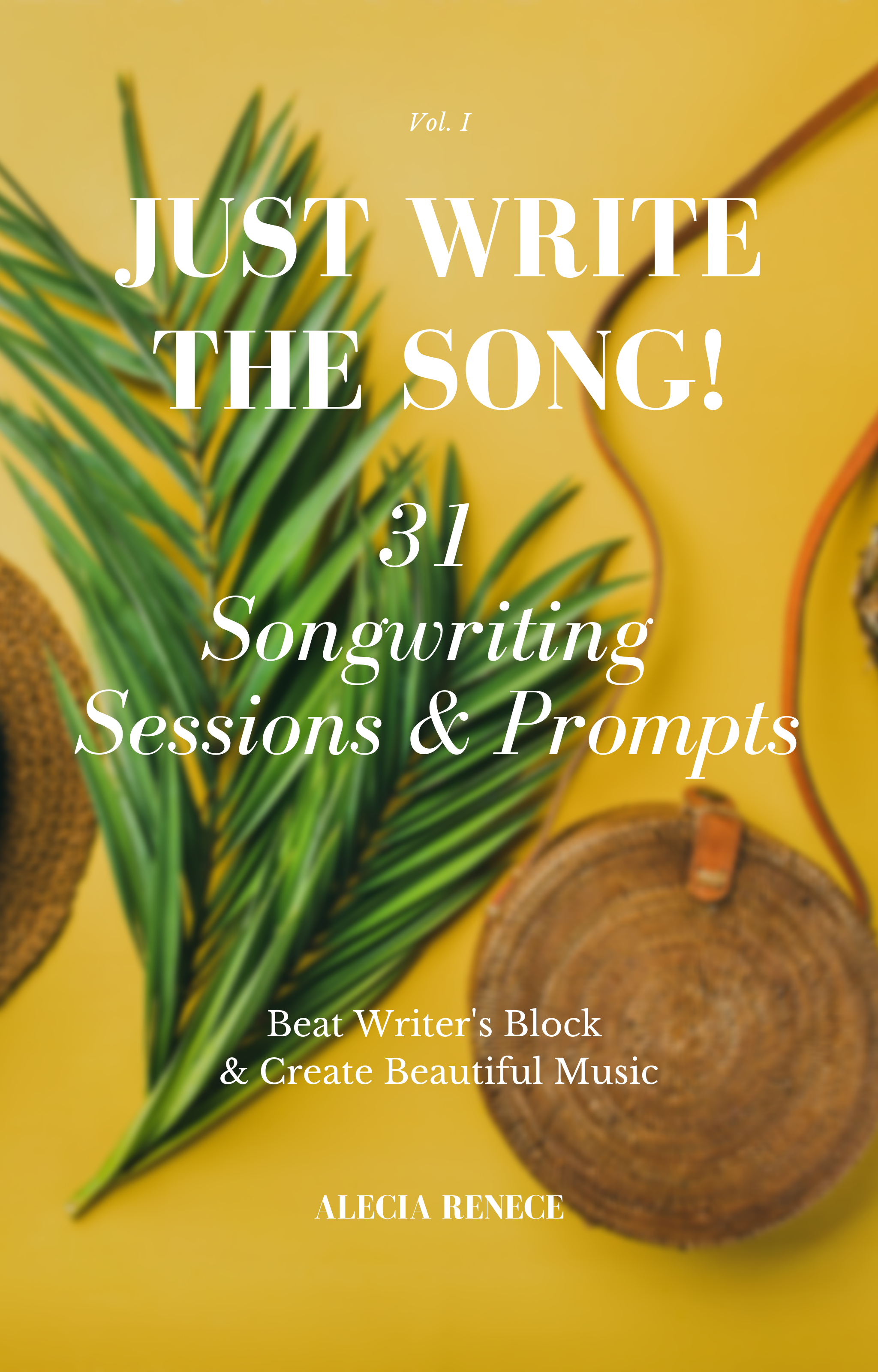 31 songwriting Challenge