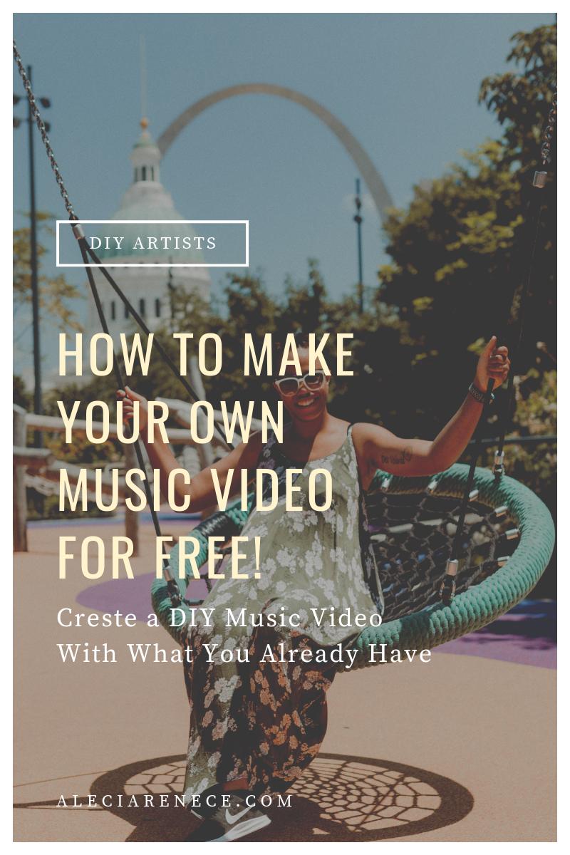 DIY Music Video