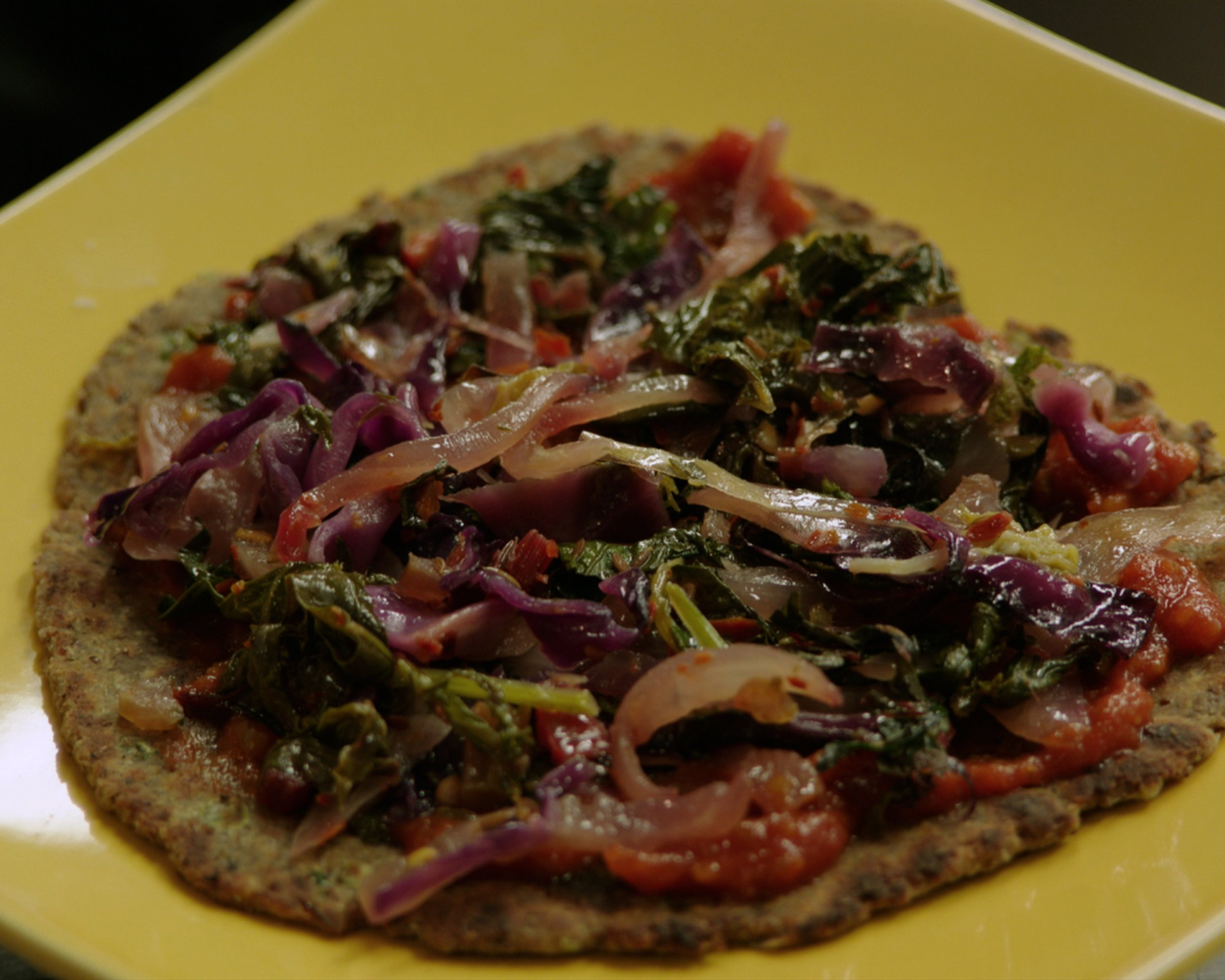 Bugs on the Menu 06 - Meeru Dhalwala's cricket paratha bread is one of her famed dishes made with roasted cricket powder.jpg