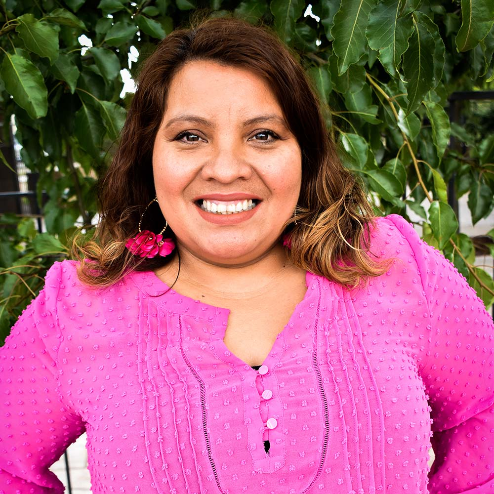 irma chavez - Operations DirectorIrma Chavez, was born in Santa Ana, El Salvador, moved to Los Angeles, CA at 18 years old, first job was babysitting and housekeeping with great pride, then worked in a restaurant for many years.Continue reading about Irma.