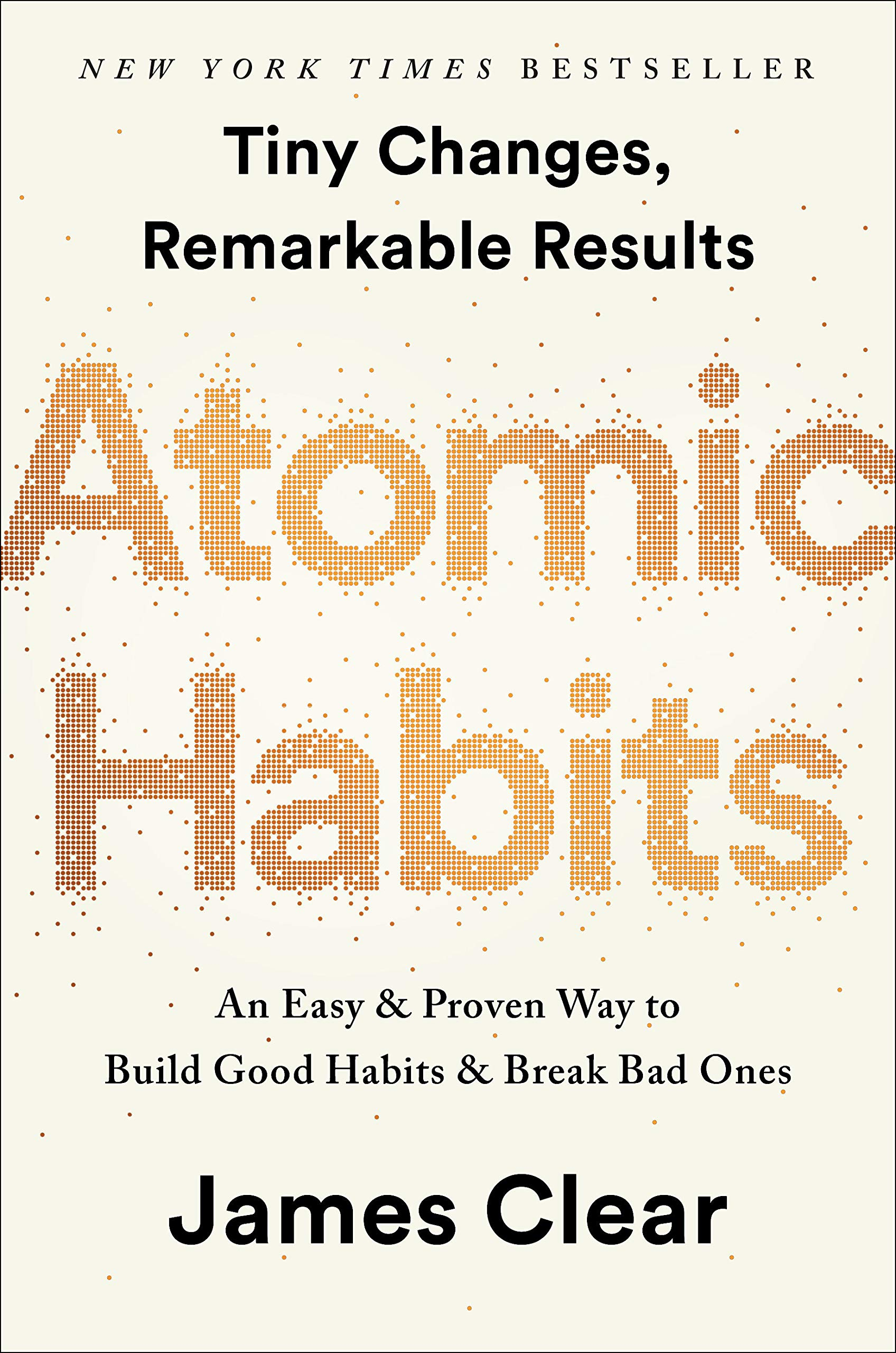 Powerful book - when you're looking to build habits