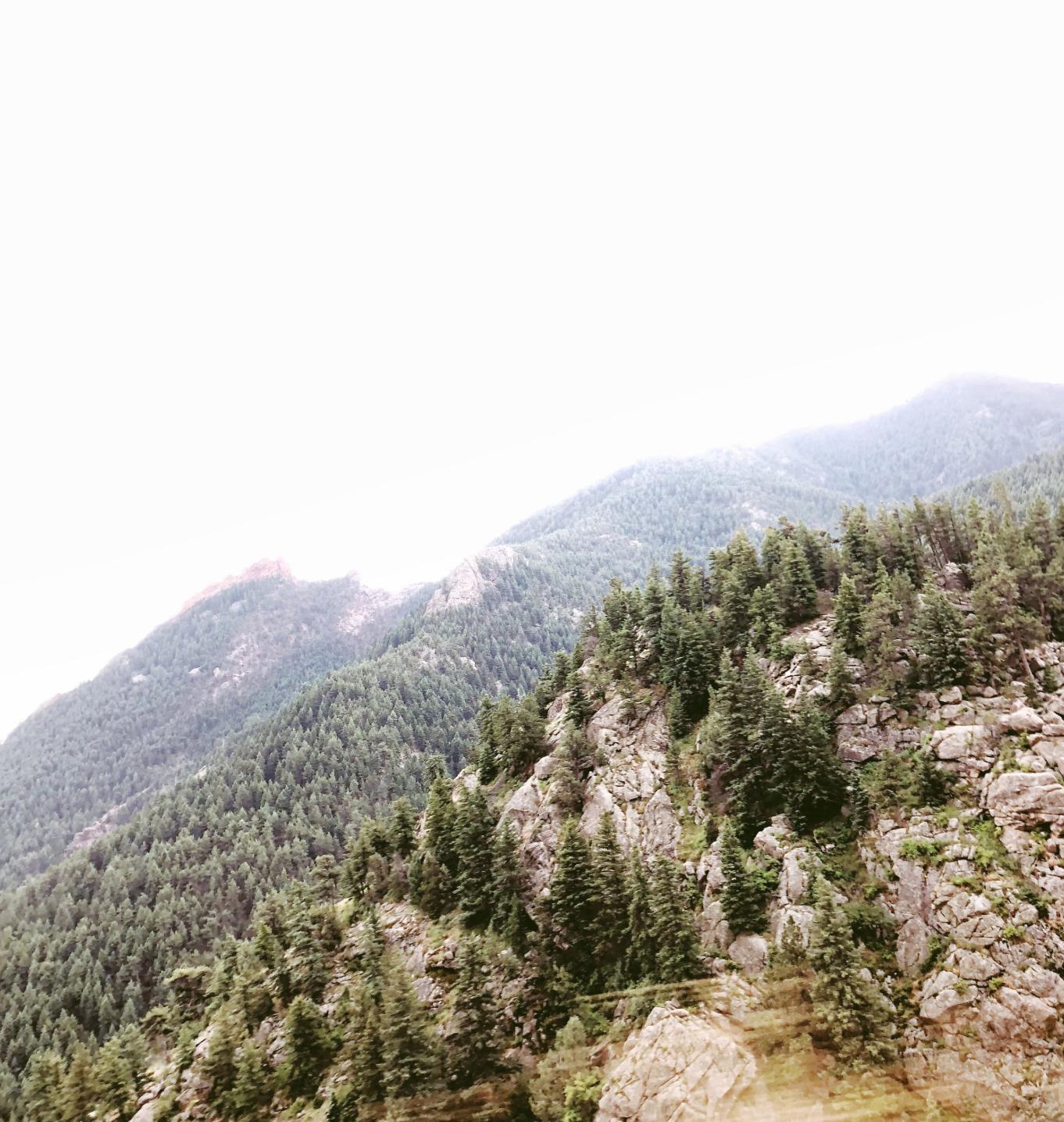 my summer in boulder, colorado