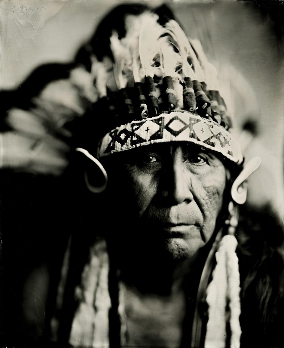 Chief Arvol Looking Hdorse
