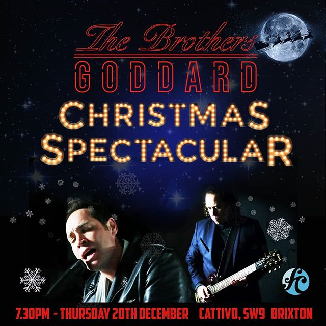 Merry Christmas Everybody! One More Sleep until our Christmas Spectacular!  https://www.facebook.com/events/2335354253362373/?ti=cl  www.brothersgoddard.com