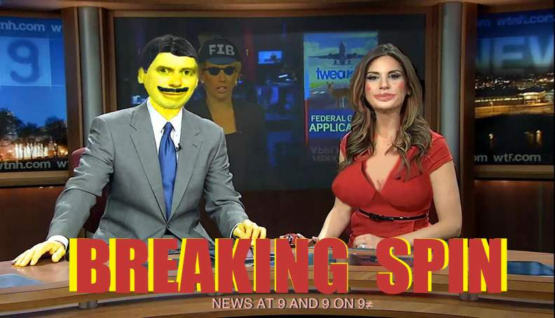 Breaking Spin at 9