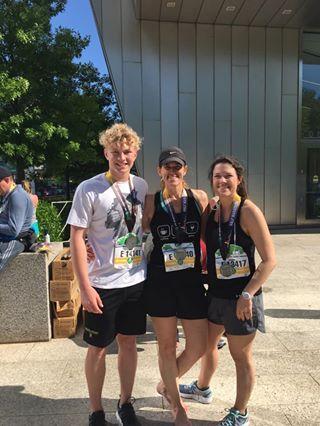 LeAnn (50), Mason (16)  & Emilee (27)