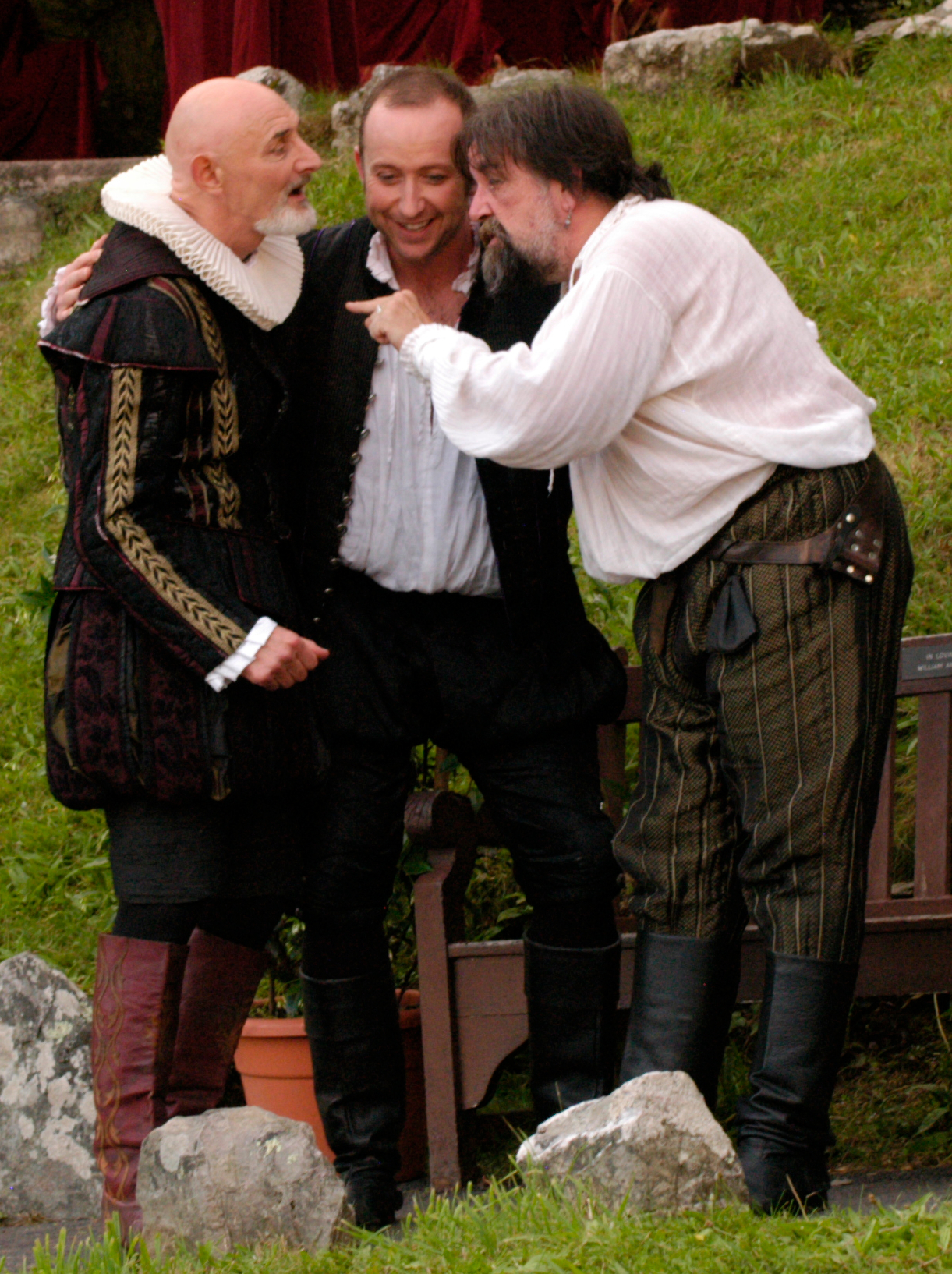 2009; Much Ado About Nothing; Malcolm Macintosh